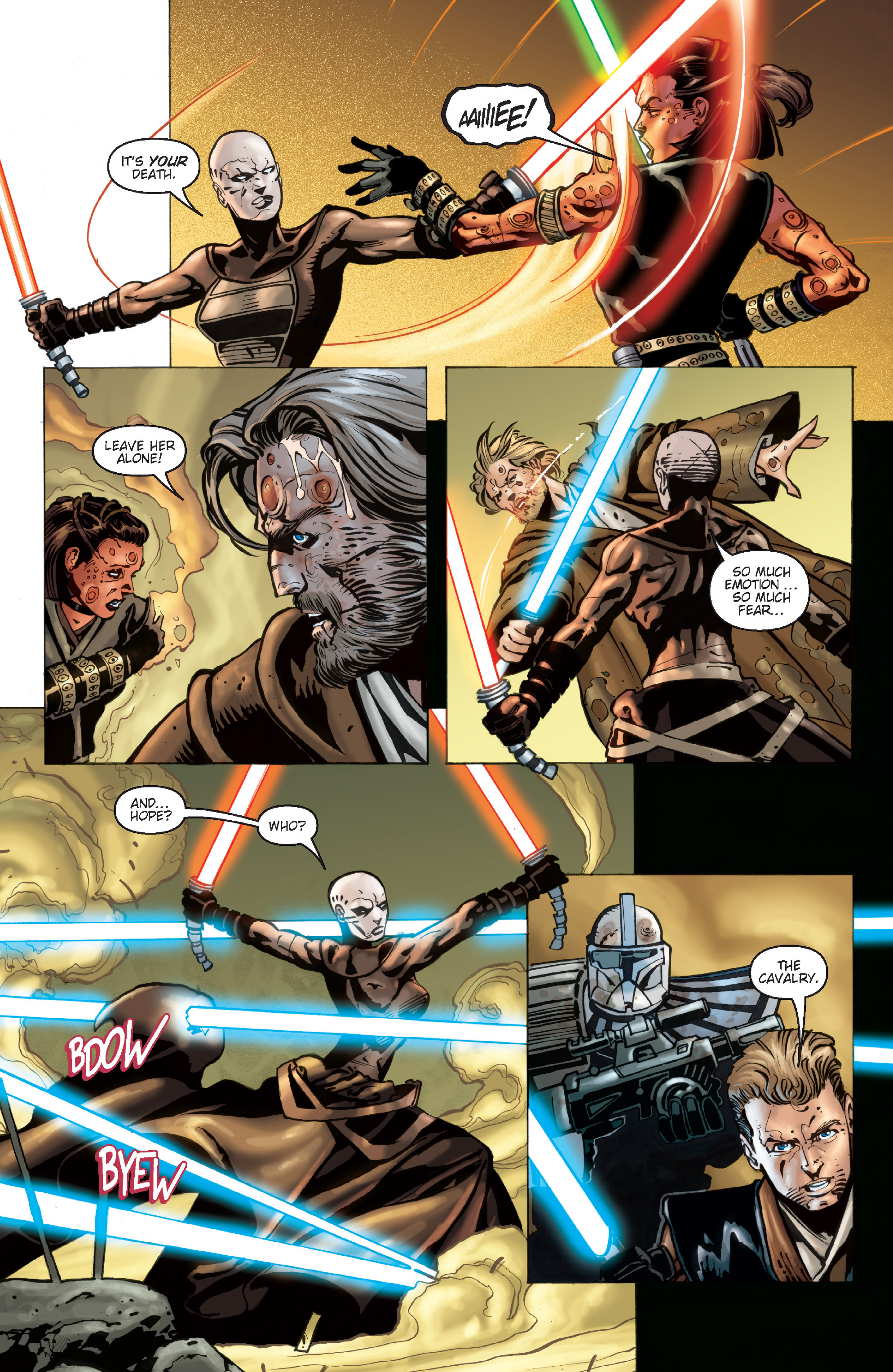 Read online Star Wars Omnibus comic -  Issue # Vol. 24 - 164