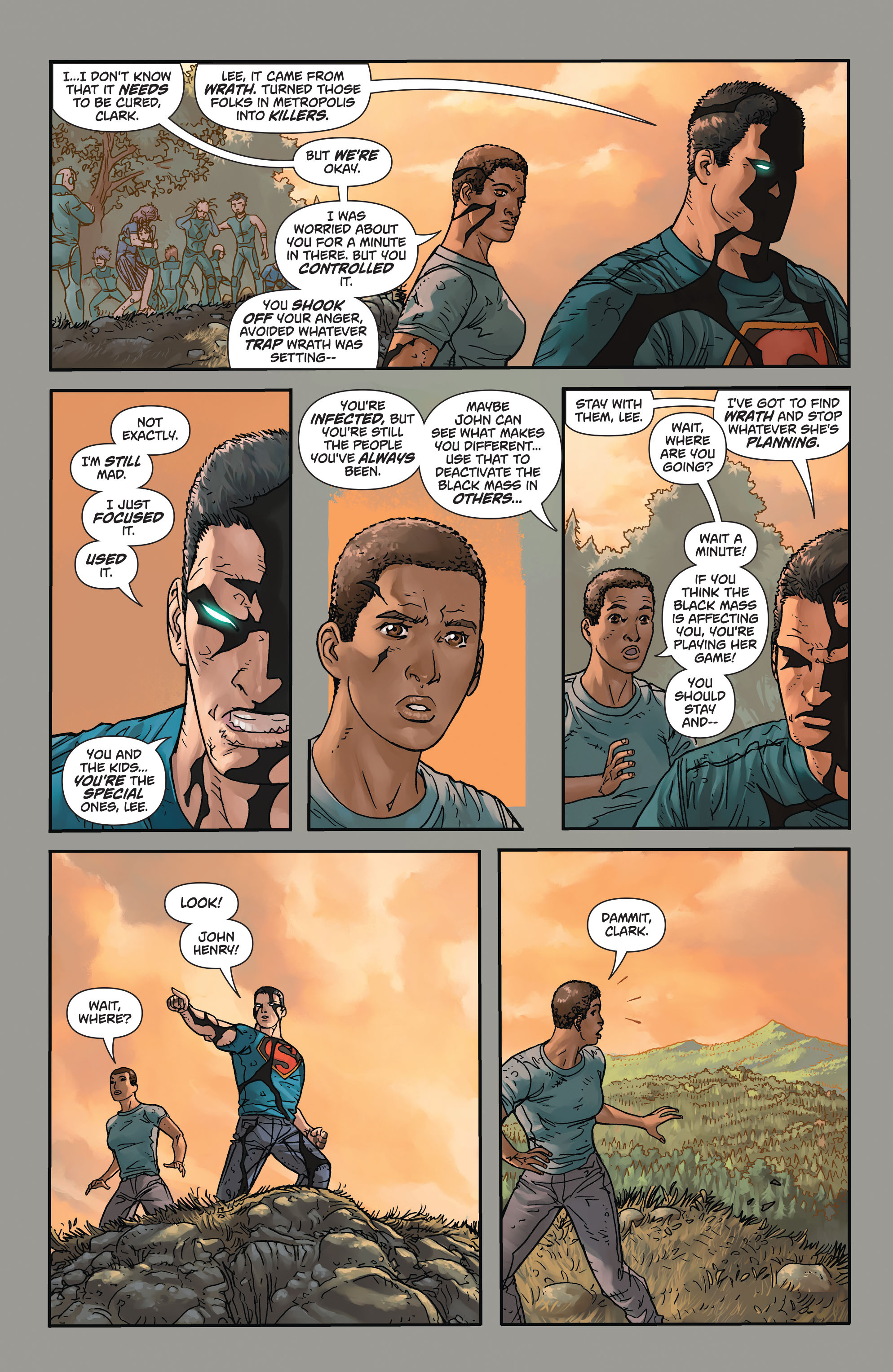 Read online Action Comics (2011) comic -  Issue #46 - 10