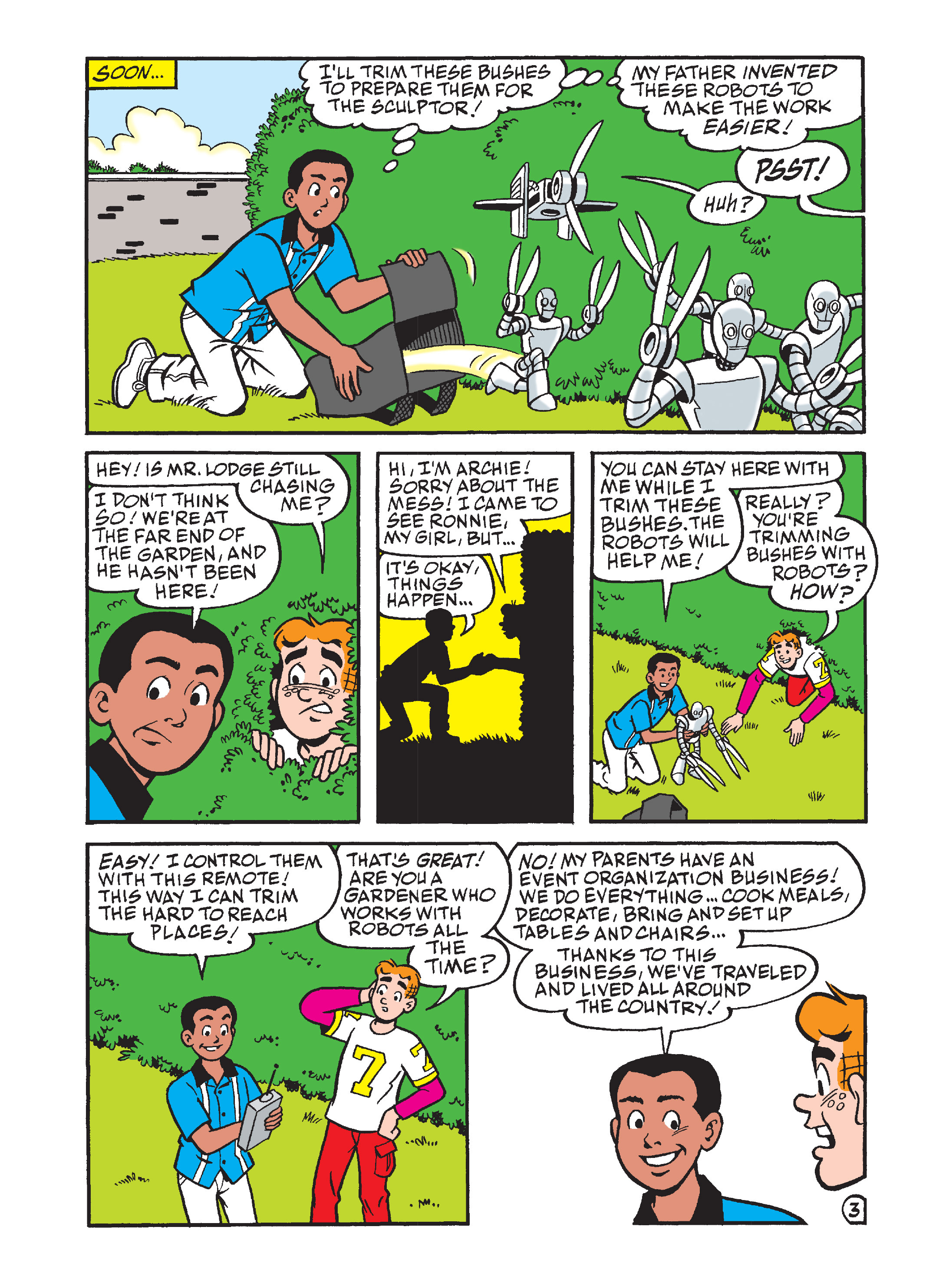 Read online Archie's Funhouse Double Digest comic -  Issue #7 - 82