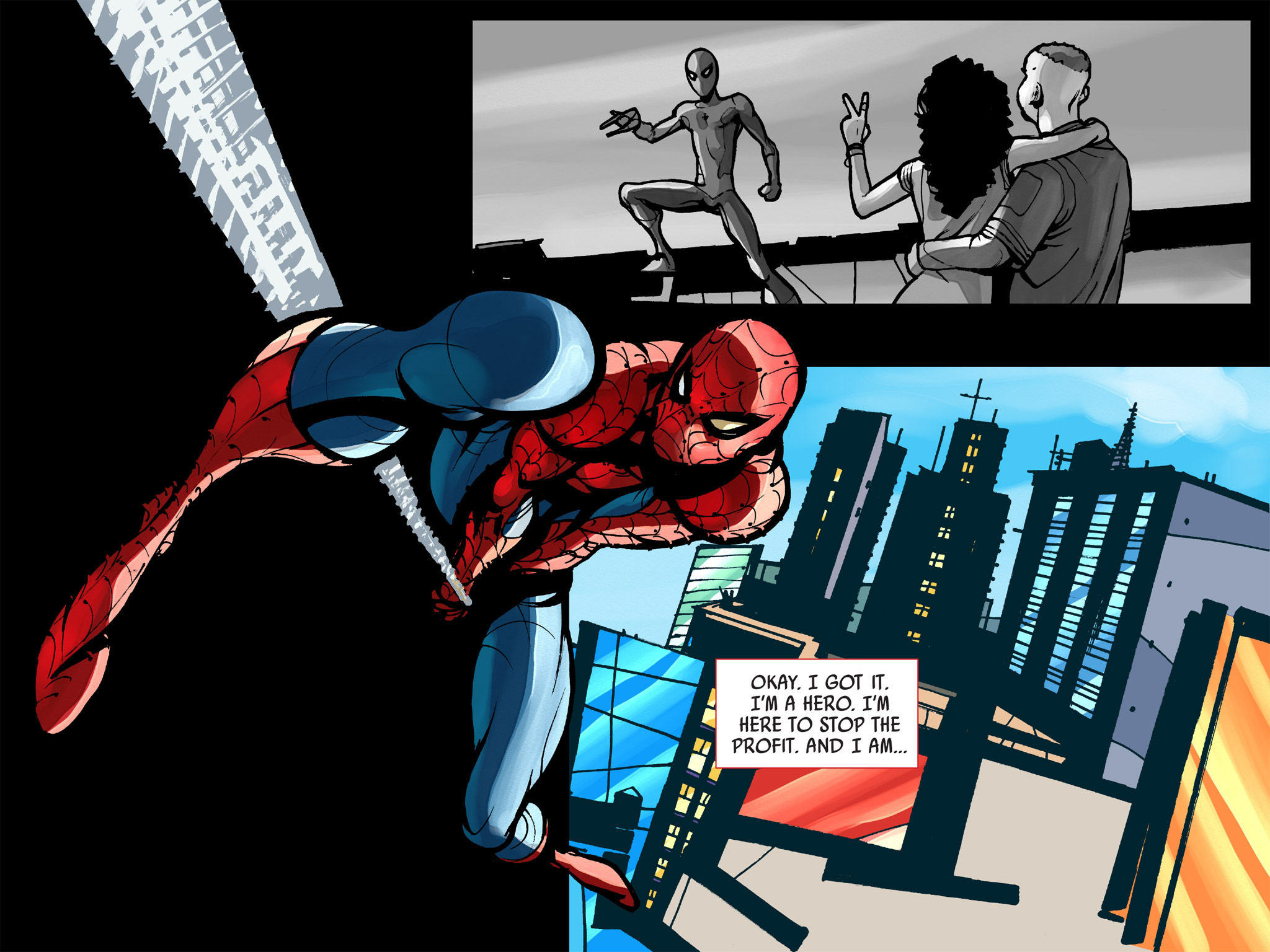 Read online Amazing Spider-Man: Who Am I? comic -  Issue # Full (Part 1) - 238