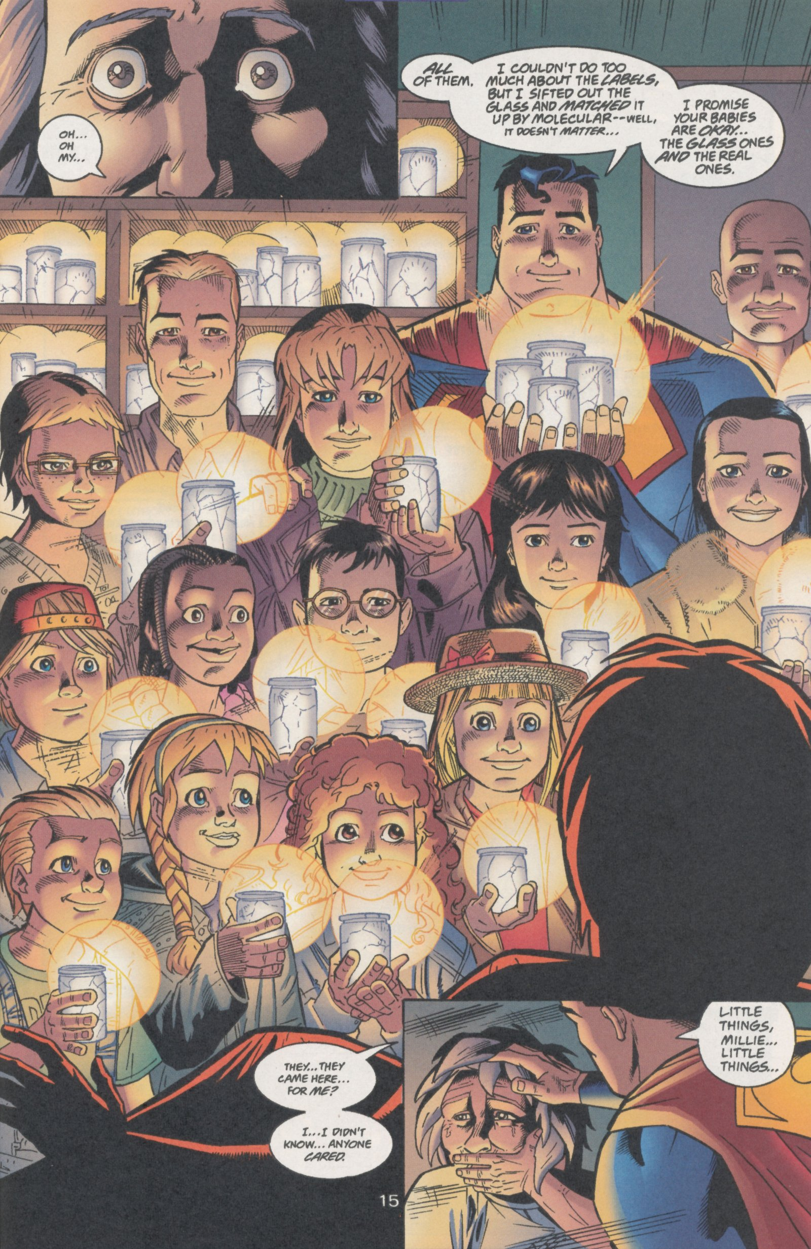 Read online Action Comics (1938) comic -  Issue #764 - 21