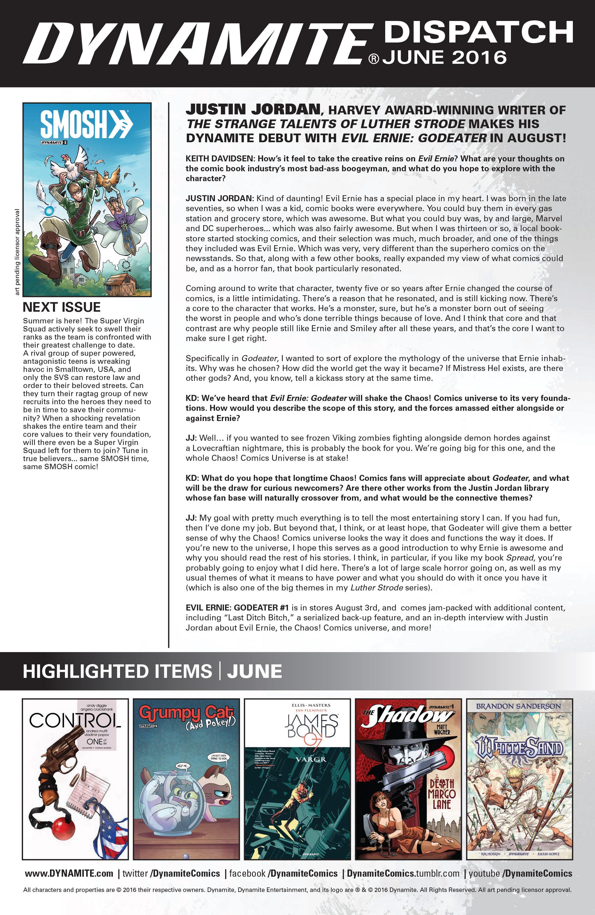 Read online Smosh comic -  Issue #2 - 30