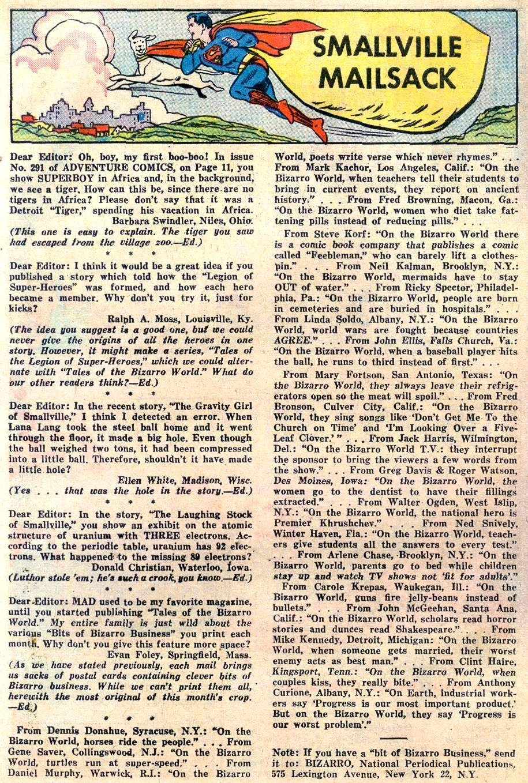 Read online Adventure Comics (1938) comic -  Issue #295 - 20