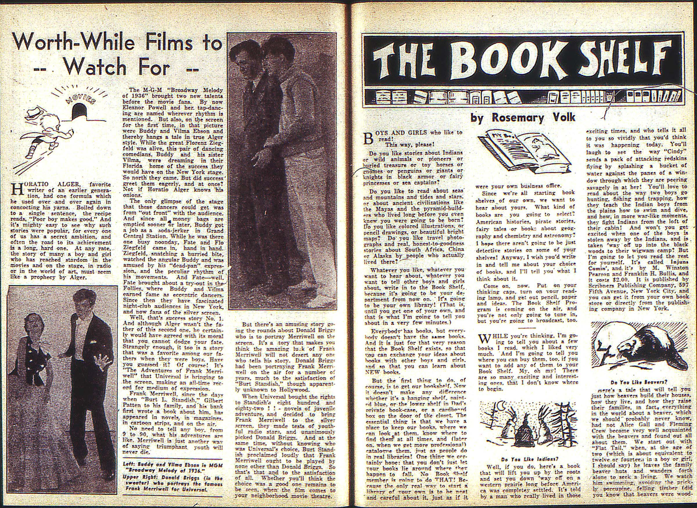 Read online Adventure Comics (1938) comic -  Issue #2 - 32