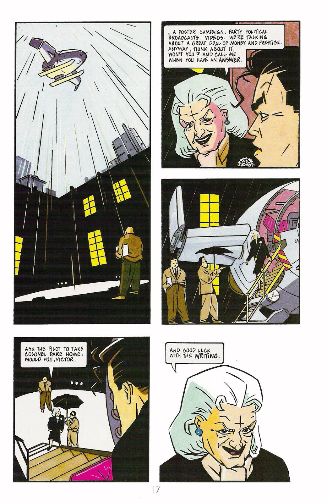 Read online Dare comic -  Issue #1 - 19