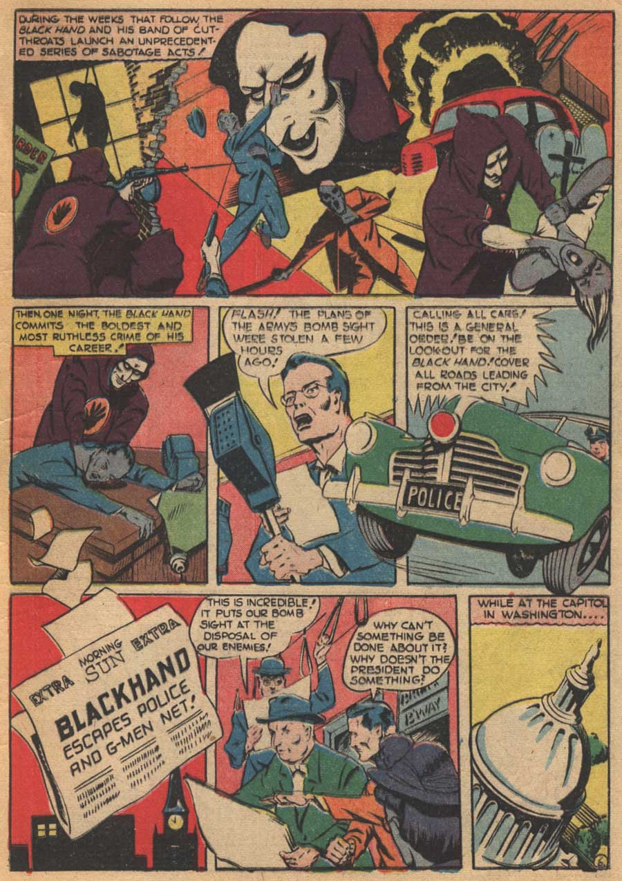 Blue Ribbon Comics (1939) issue 16 - Page 63