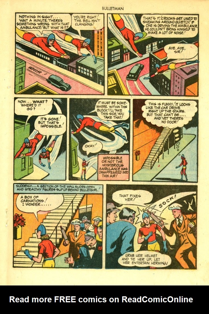Bulletman issue 16 - Page 28