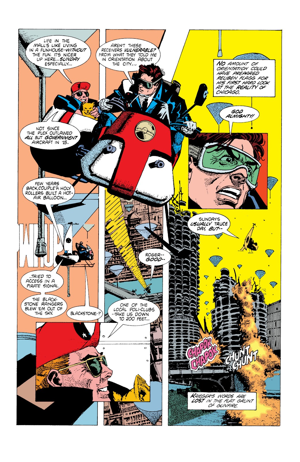 American Flagg! issue Definitive Collection (Part 1) - Page 35