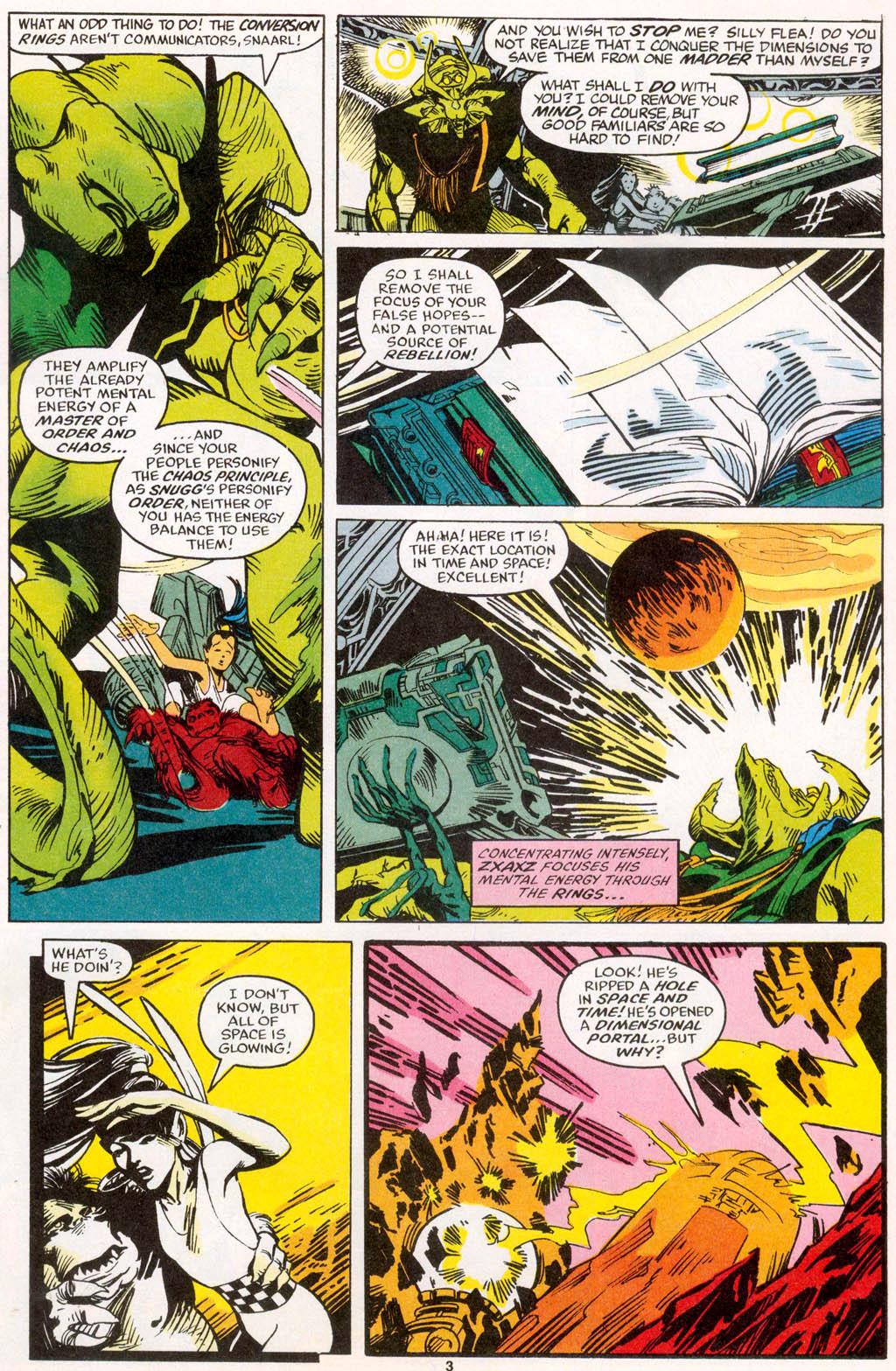 Read online Spellbound comic -  Issue #1 - 4