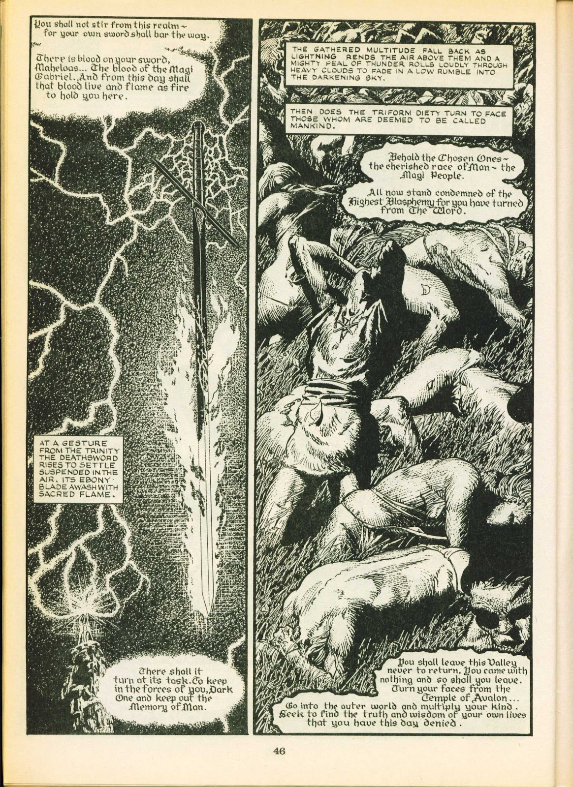 Warrior Issue #19 #20 - English 46