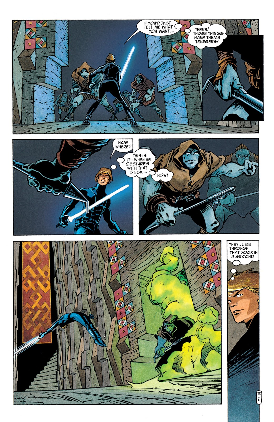Read online Star Wars Legends: The New Republic - Epic Collection comic -  Issue # TPB 4 (Part 1) - 33