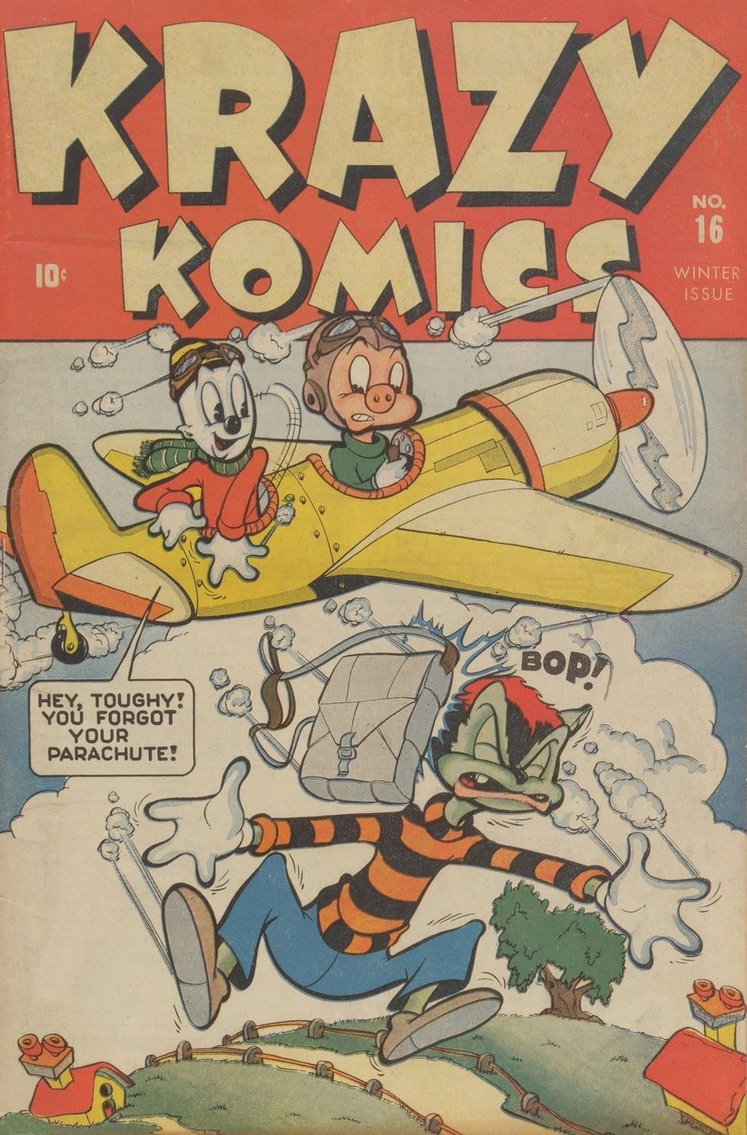 Krazy Komics issue 16 - Page 1