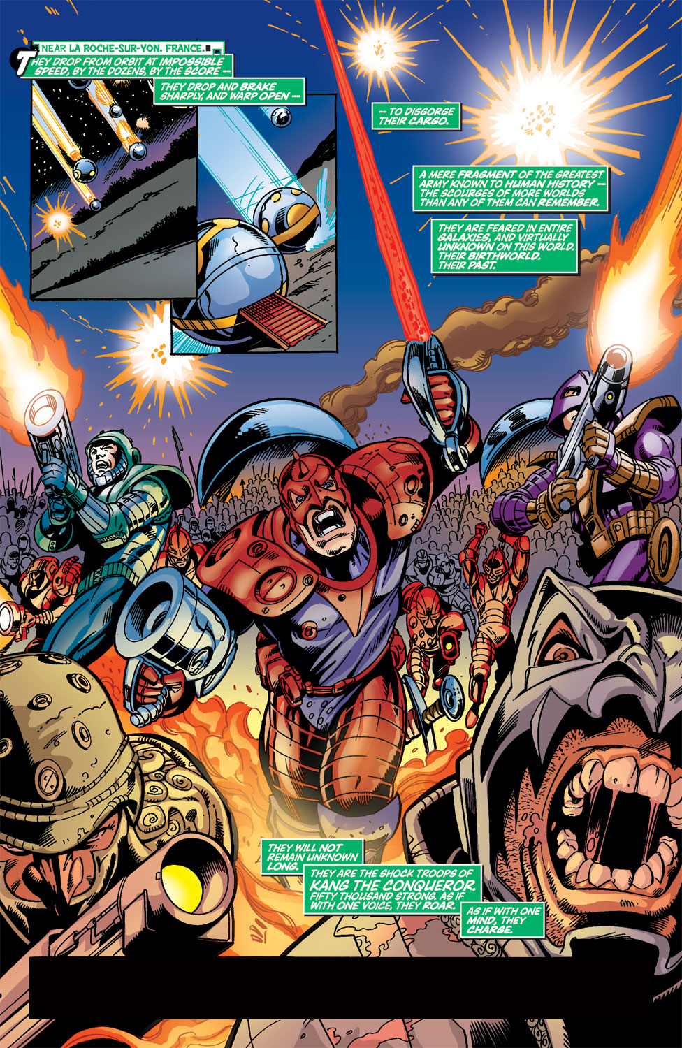 Read online Avengers (1998) comic -  Issue #46 - 2