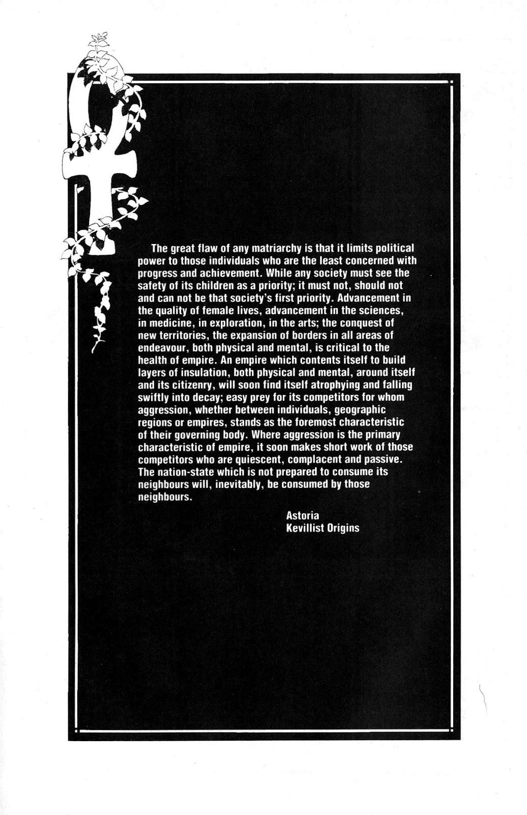 Cerebus Issue #163 #162 - English 12