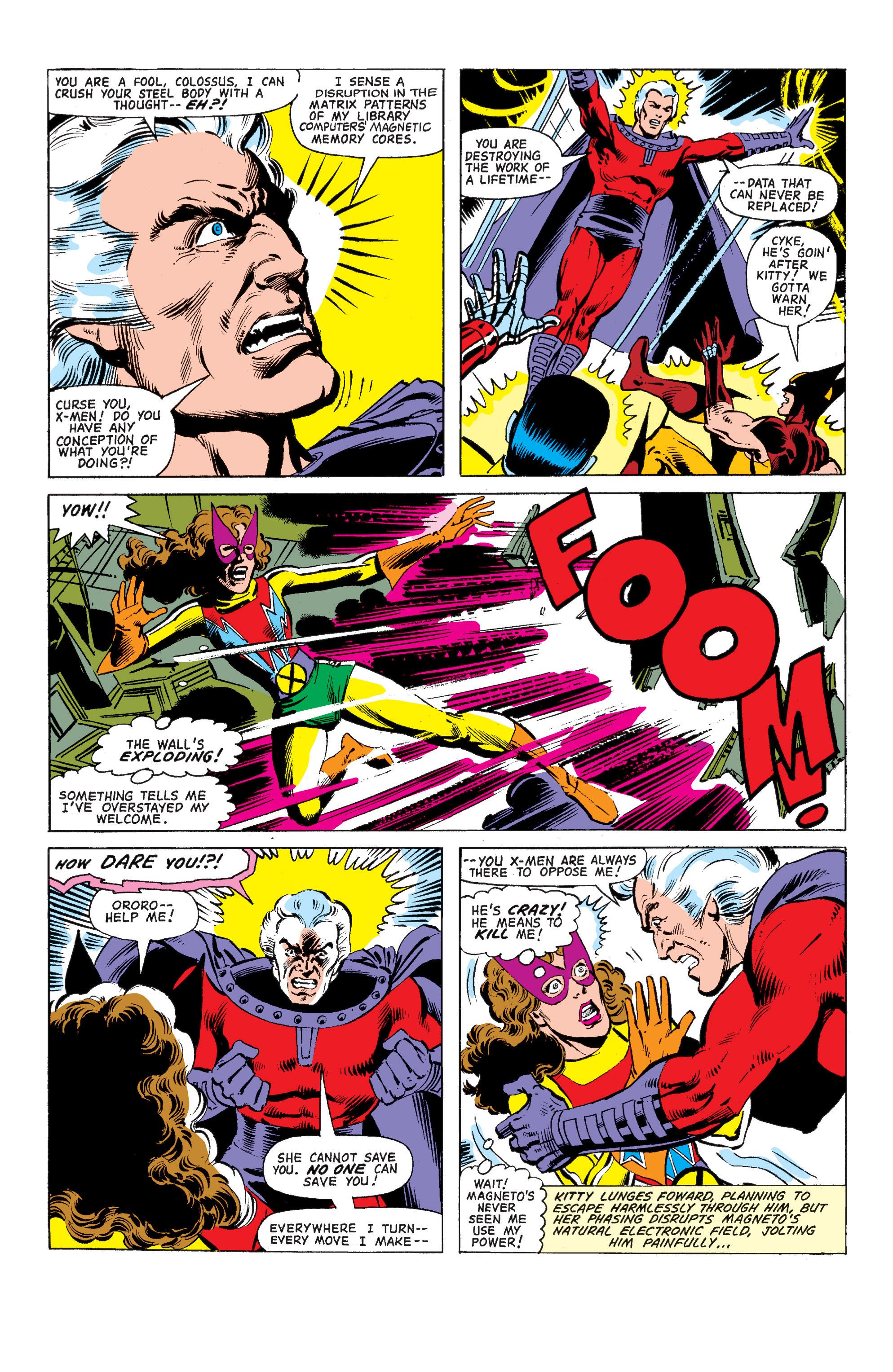 Read online Uncanny X-Men (1963) comic -  Issue #150 - 37