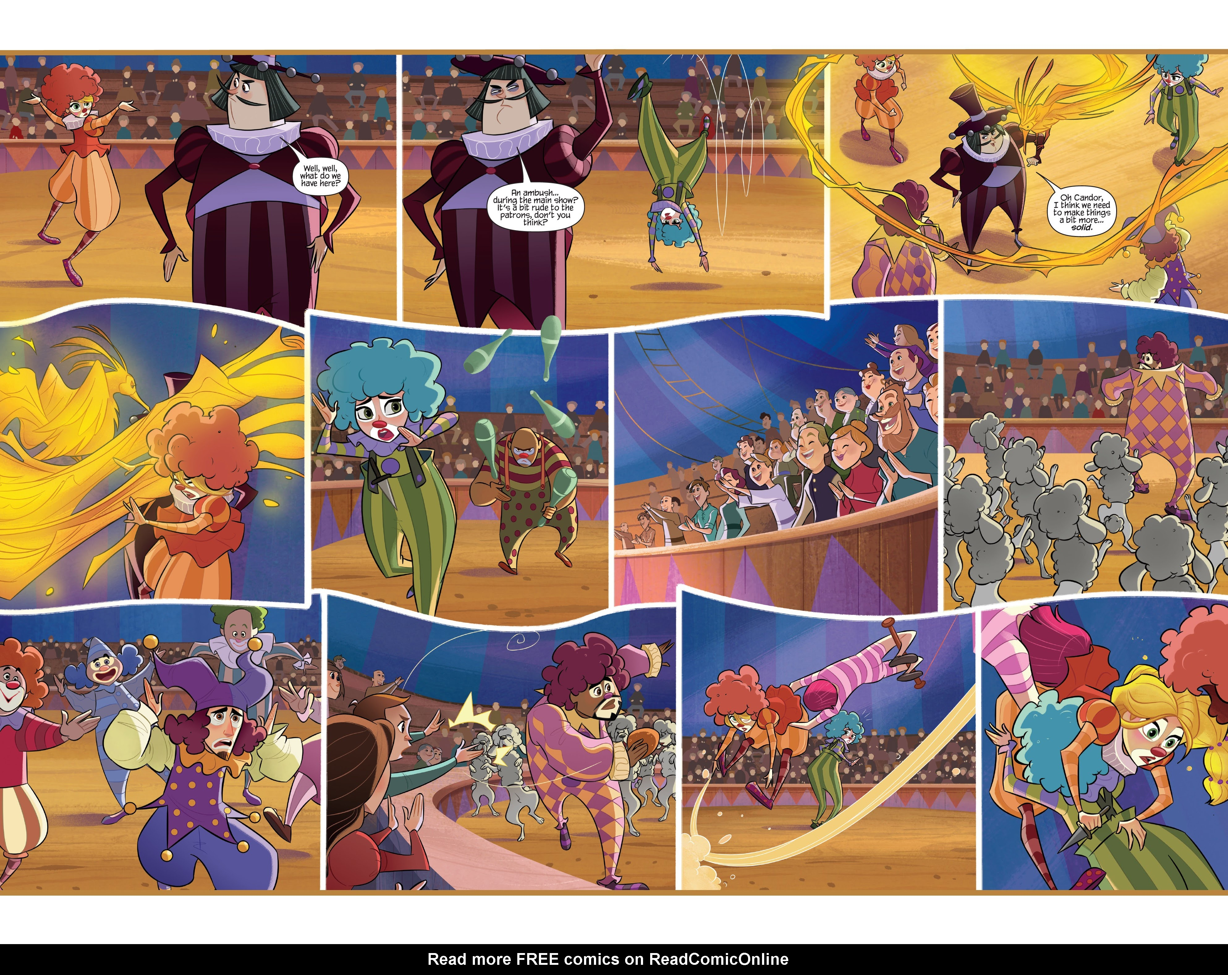Tangled: The Series: Hair and Now 2 Page 14