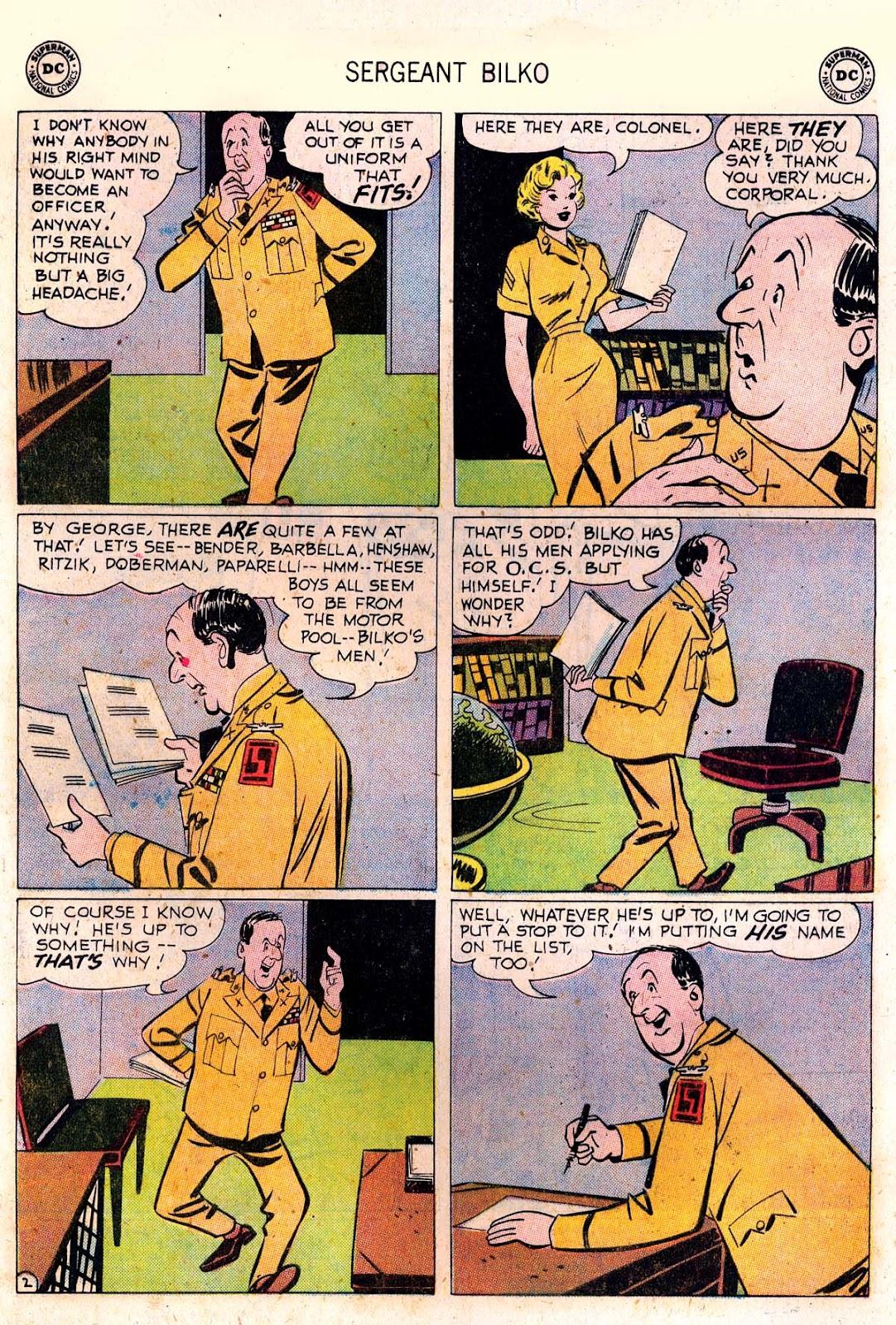 Sergeant Bilko issue 7 - Page 4