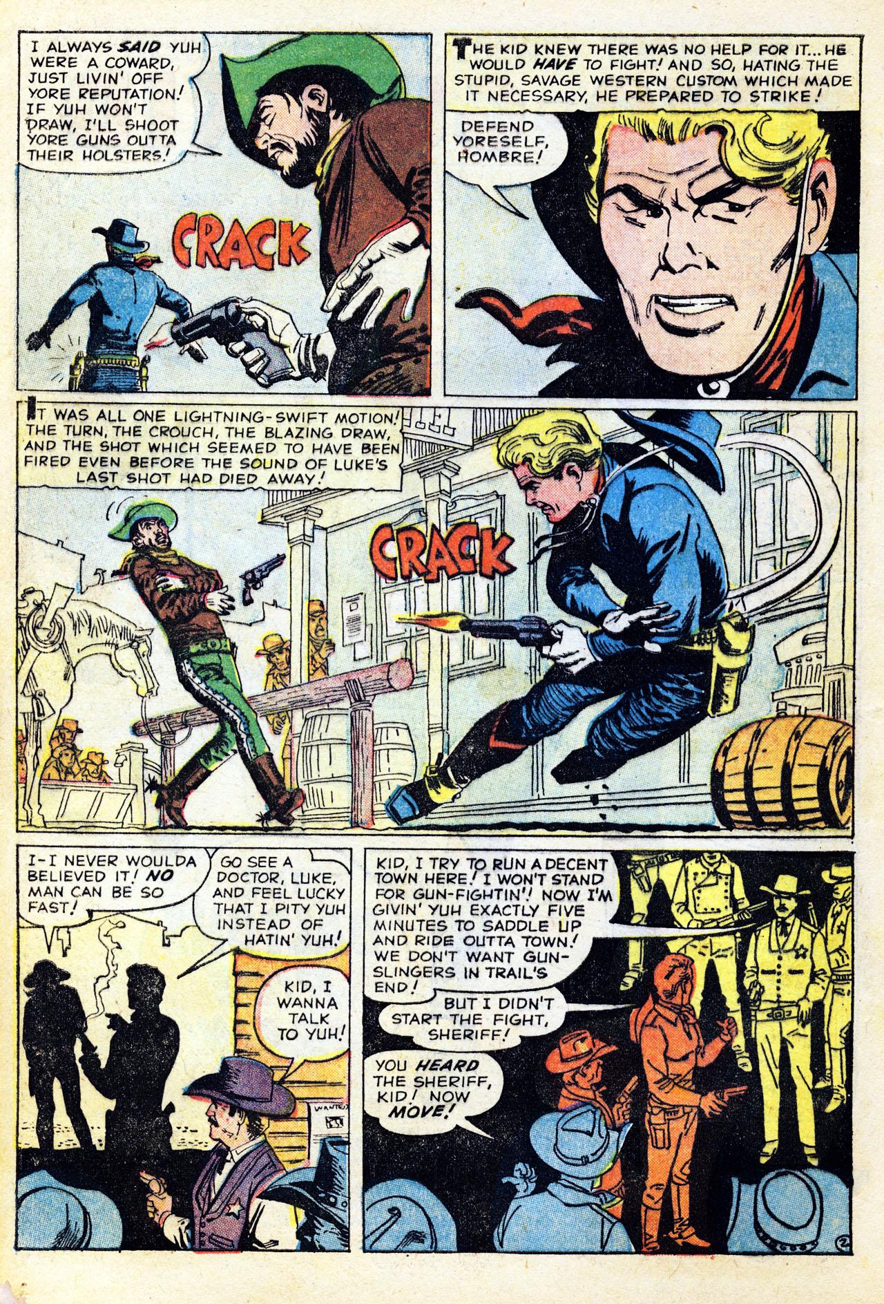Read online Two-Gun Kid comic -  Issue #43 - 4
