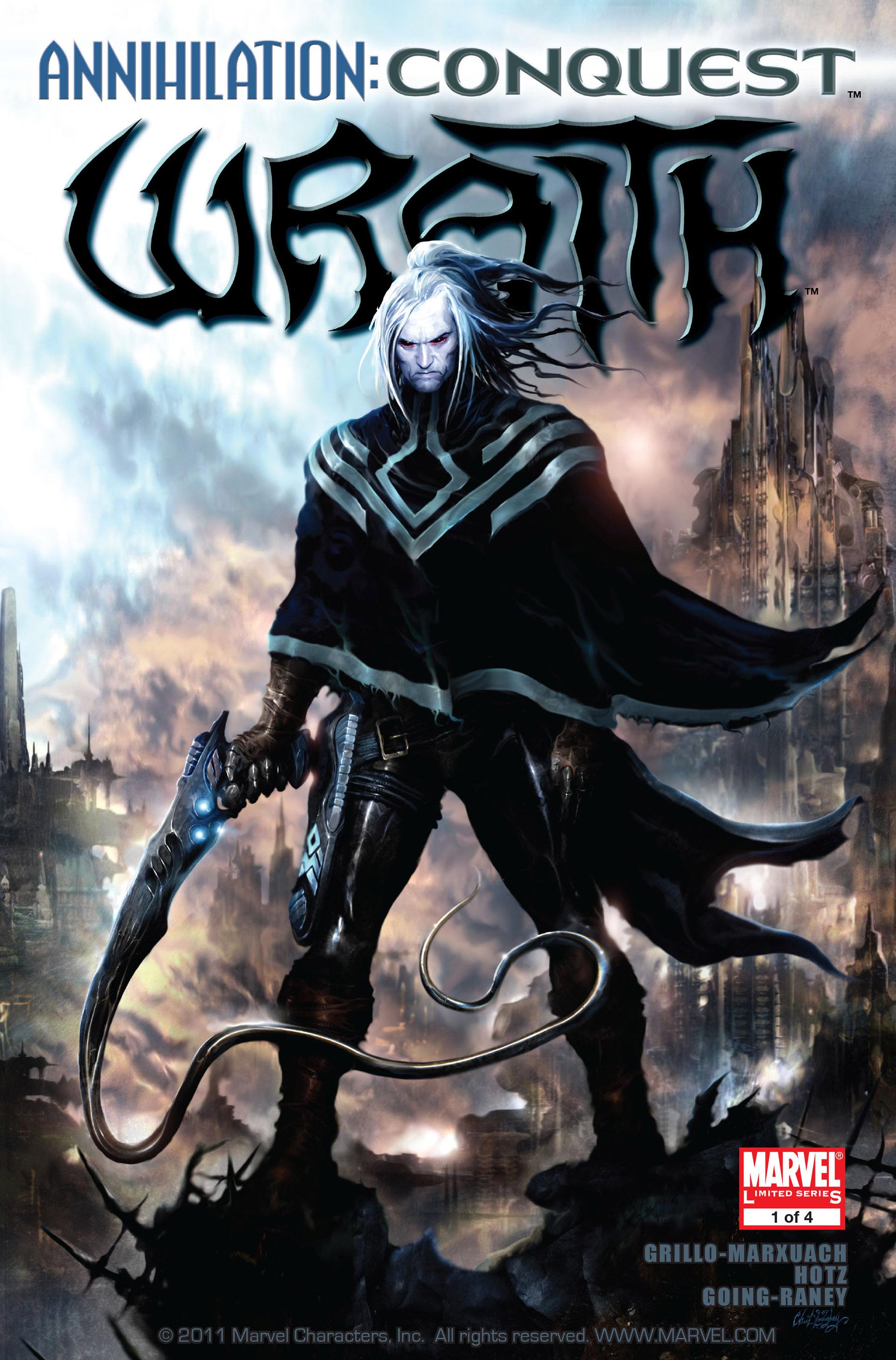 Annihilation: Conquest - Wraith 1 Page 1