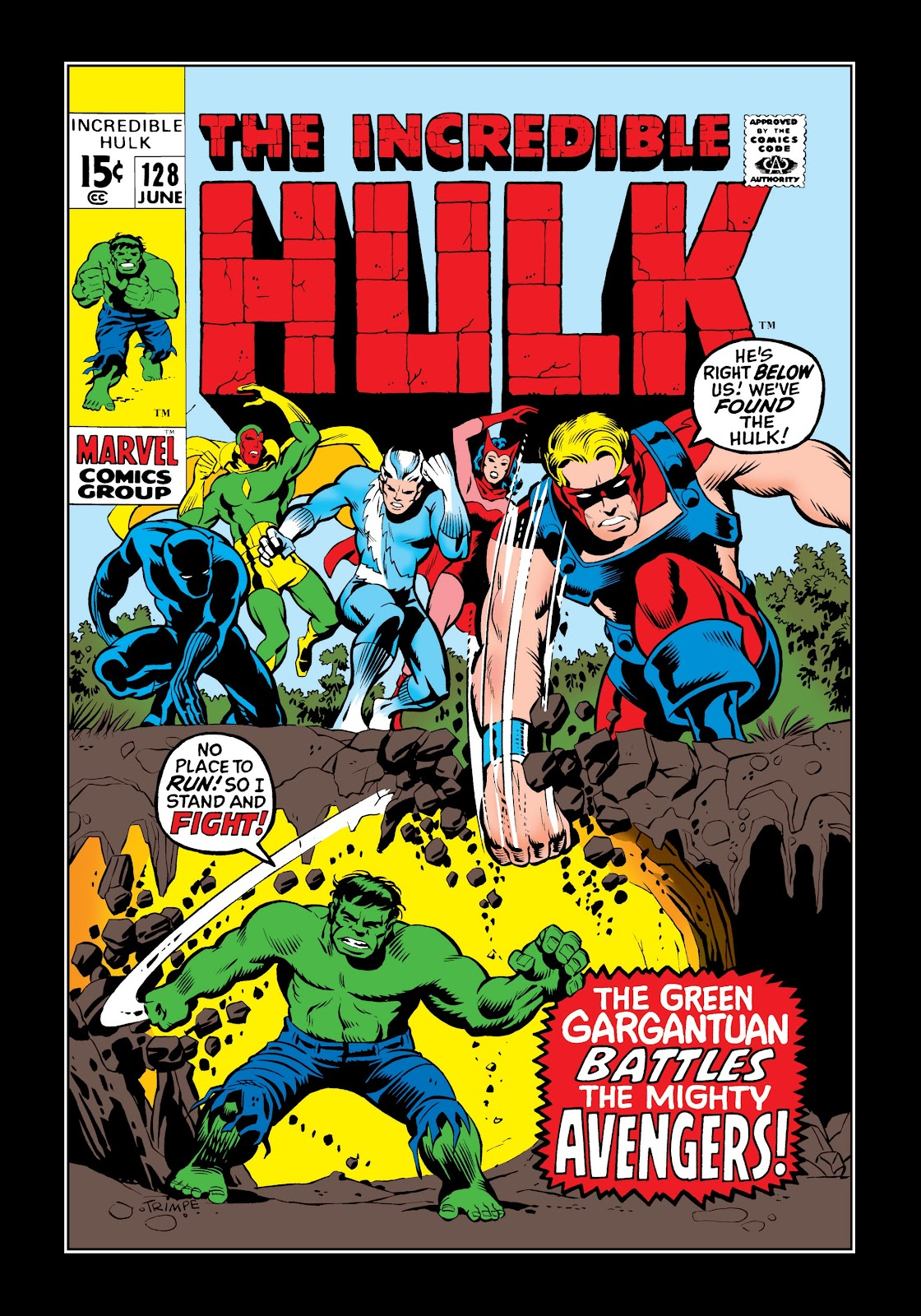 Read online Marvel Masterworks: The Incredible Hulk comic -  Issue # TPB 6 (Part 2) - 34