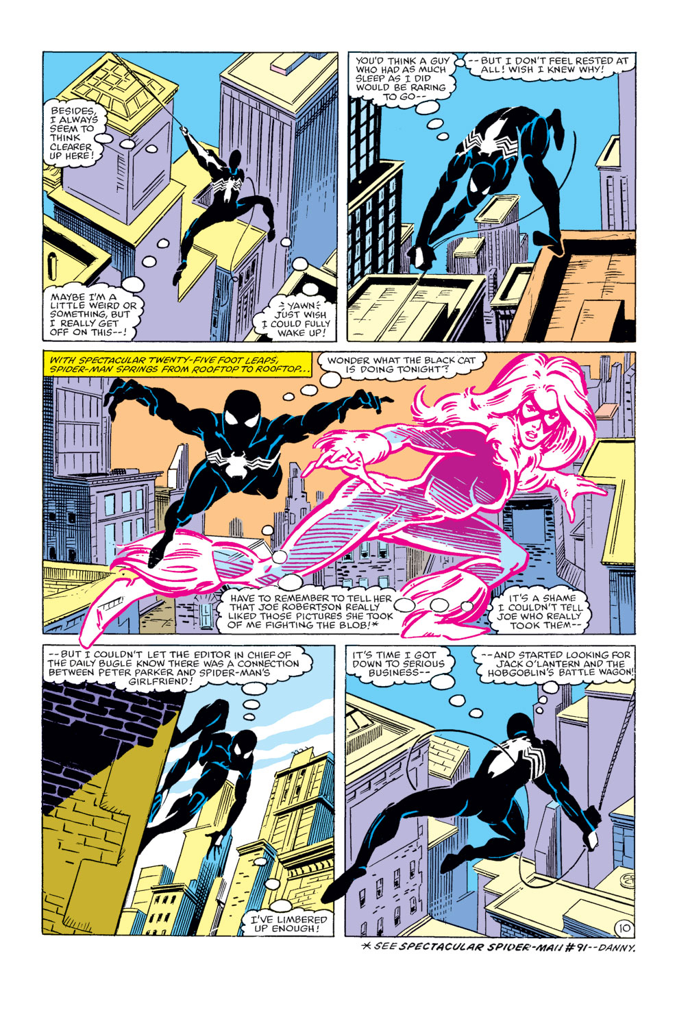 The Amazing Spider-Man (1963) 255 Page 10