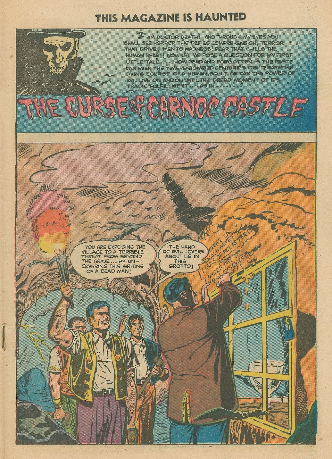 Read online This Magazine Is Haunted comic -  Issue #21 - 19