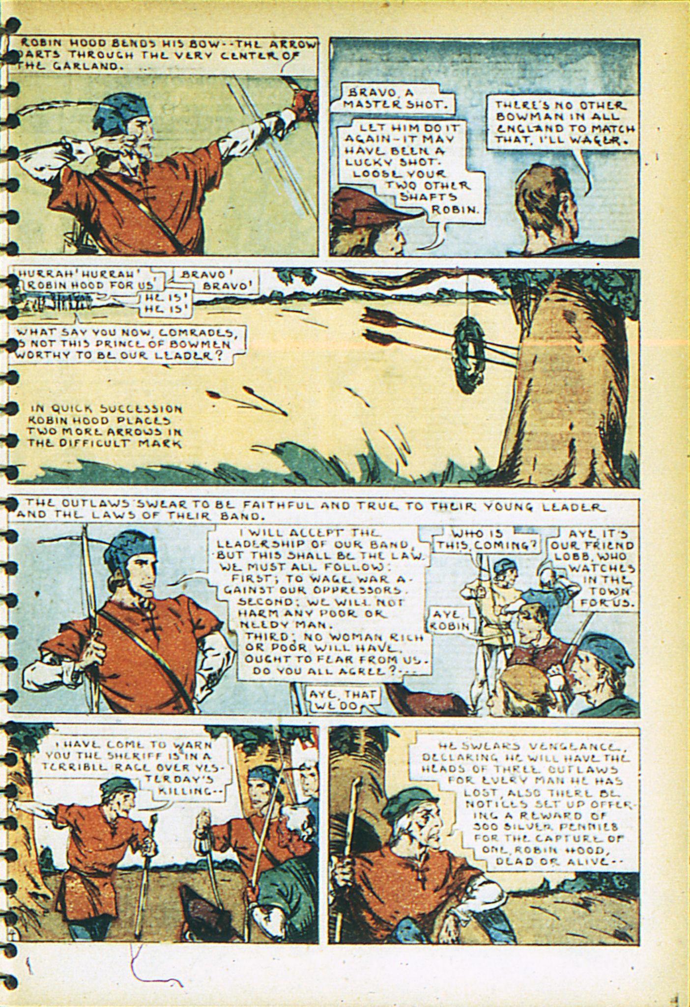 Read online Adventure Comics (1938) comic -  Issue #26 - 54