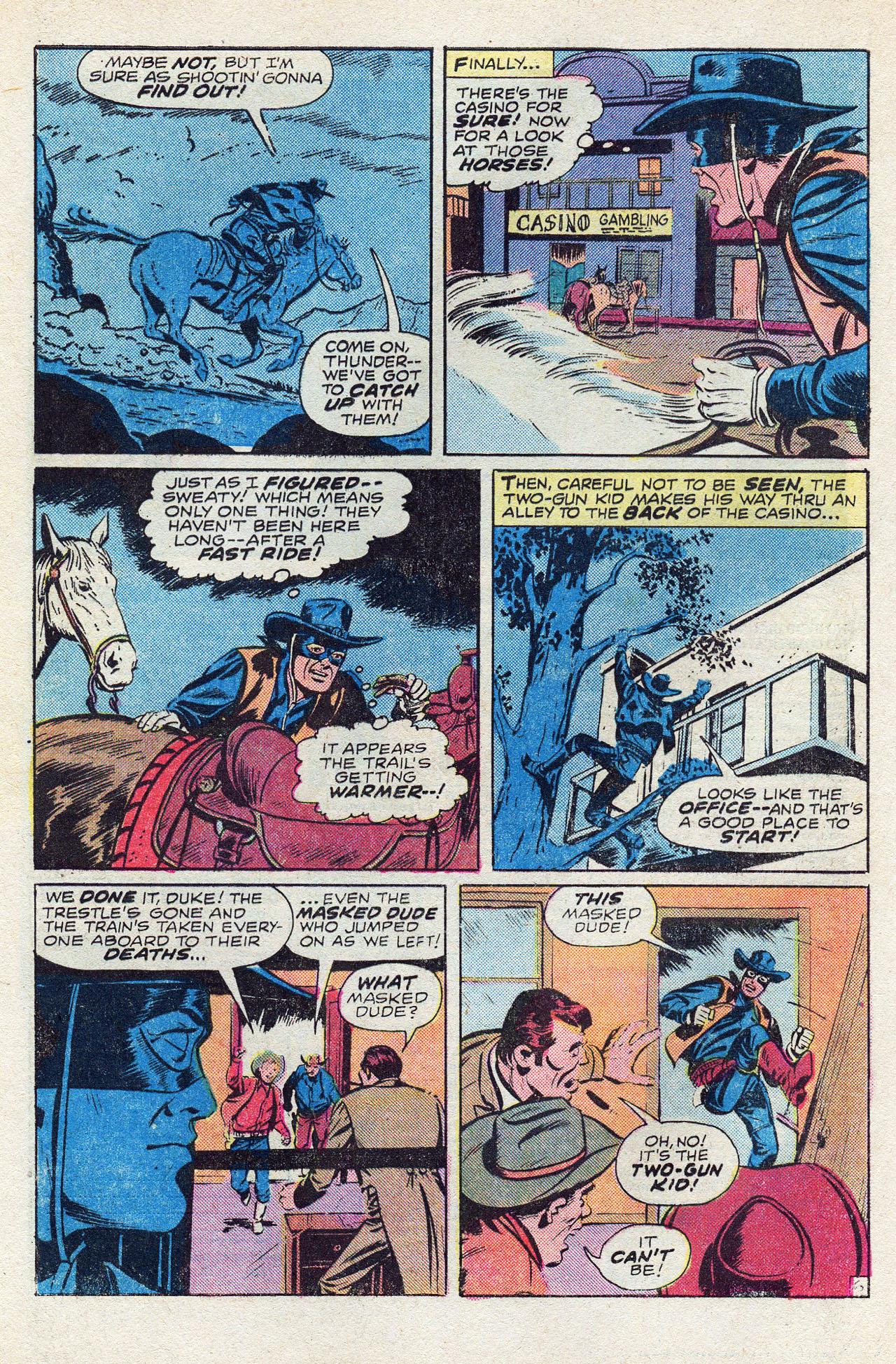 Read online Two-Gun Kid comic -  Issue #128 - 28