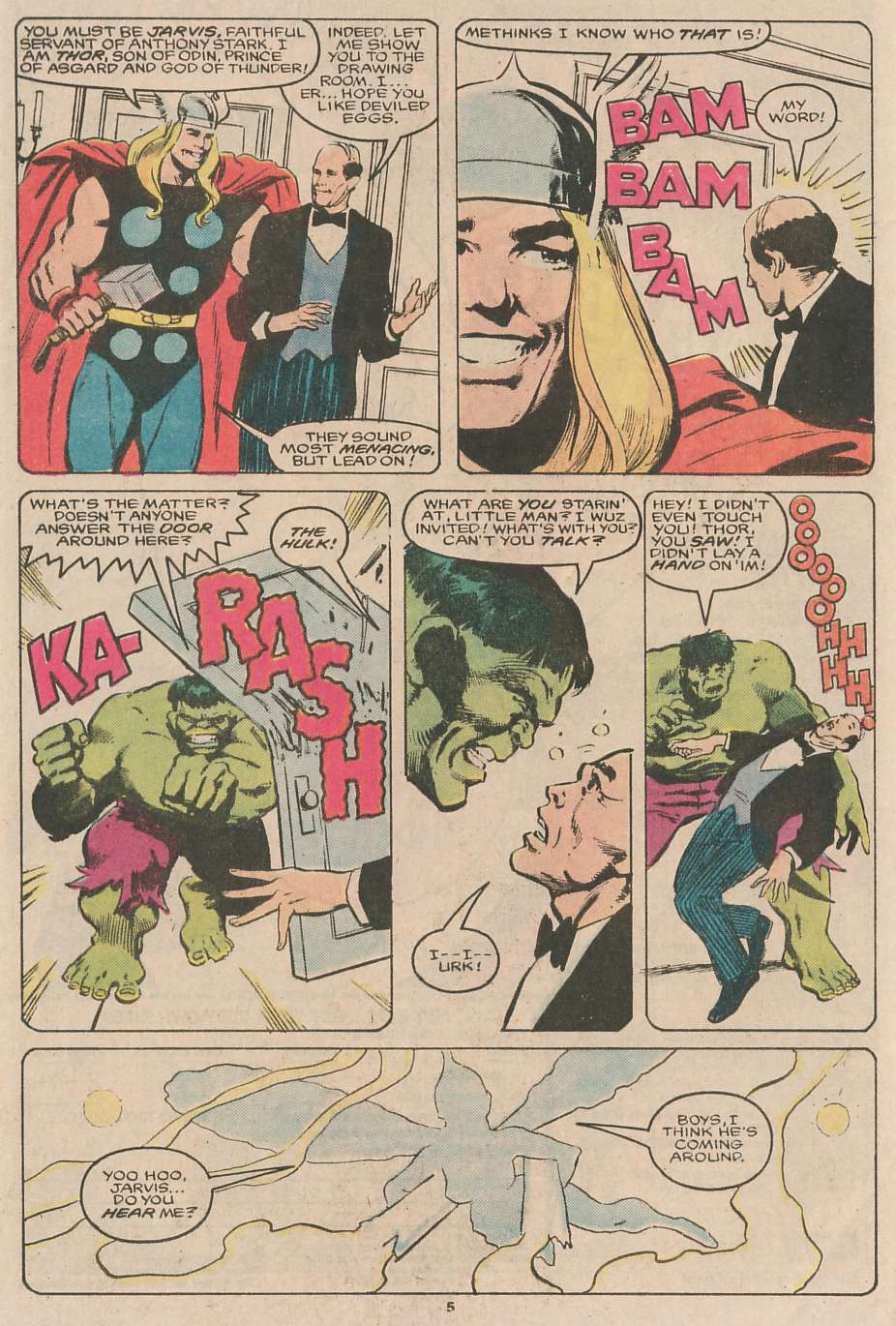 The Avengers (1963) 280 Page 5