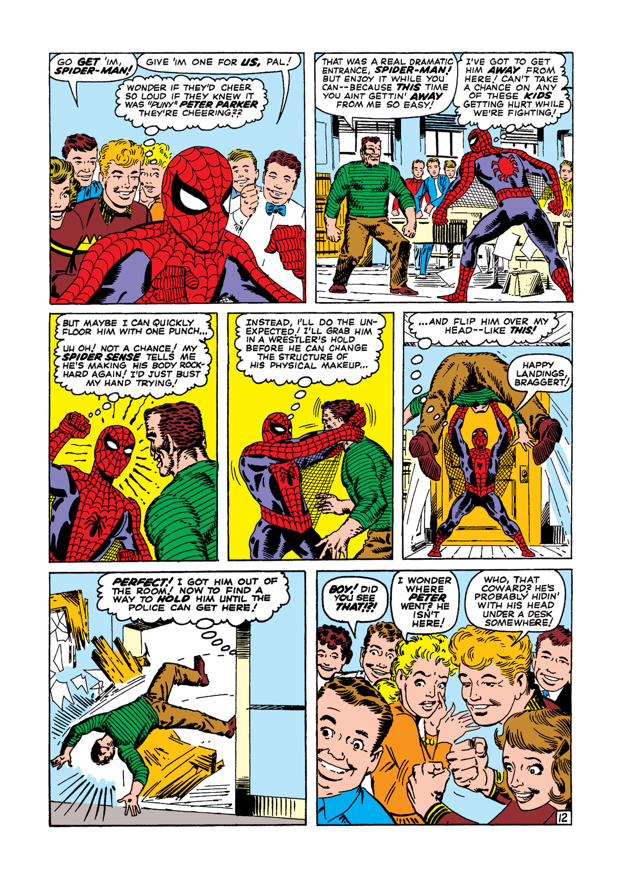 The Amazing Spider-Man (1963) 4 Page 12