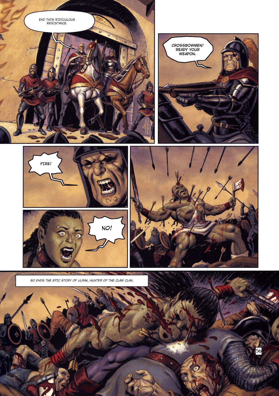 Read online Orks comic -  Issue #2 - 57