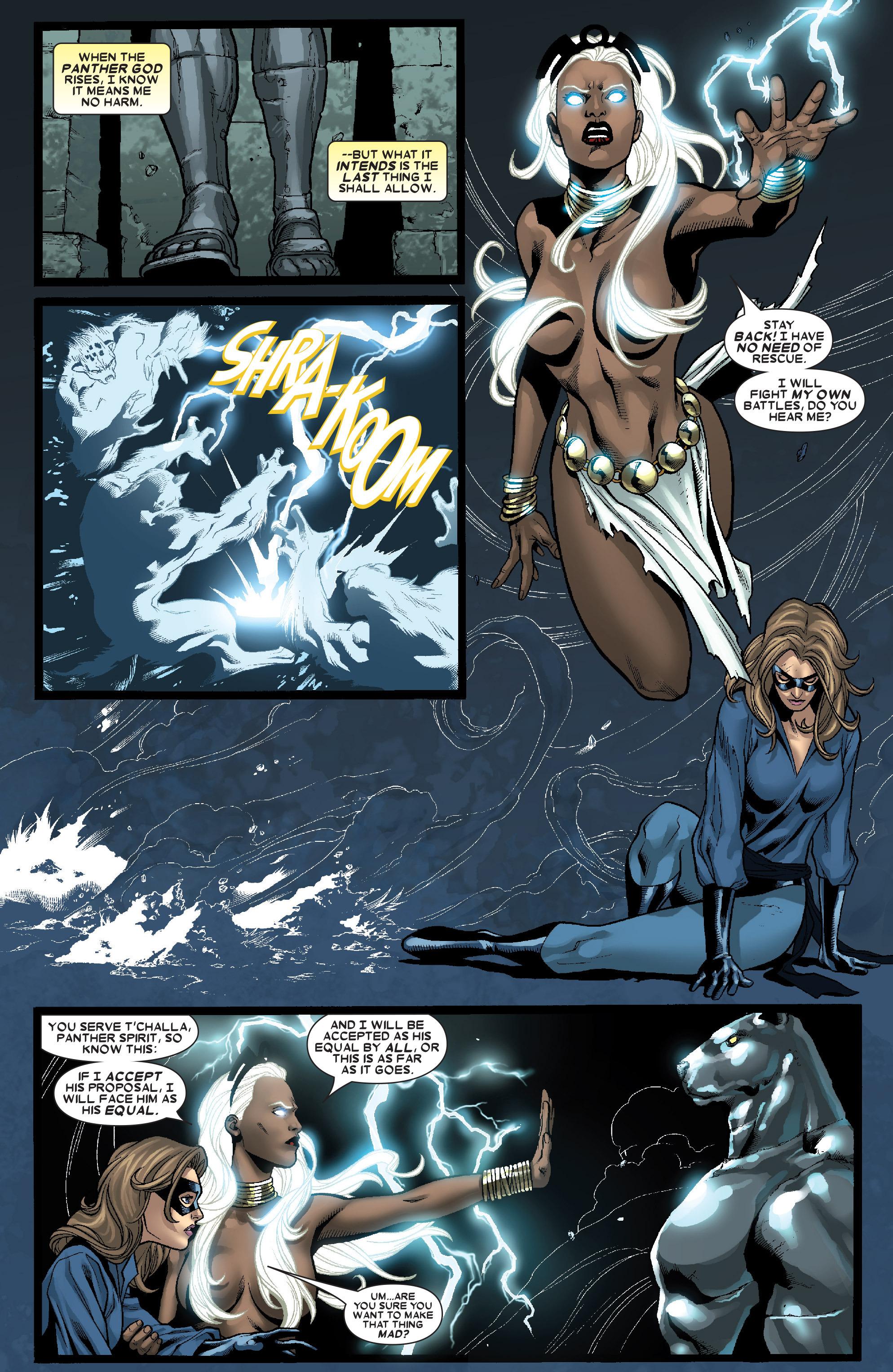 Read online Uncanny X-Men (1963) comic -  Issue # _Annual 1 (2006) - 32