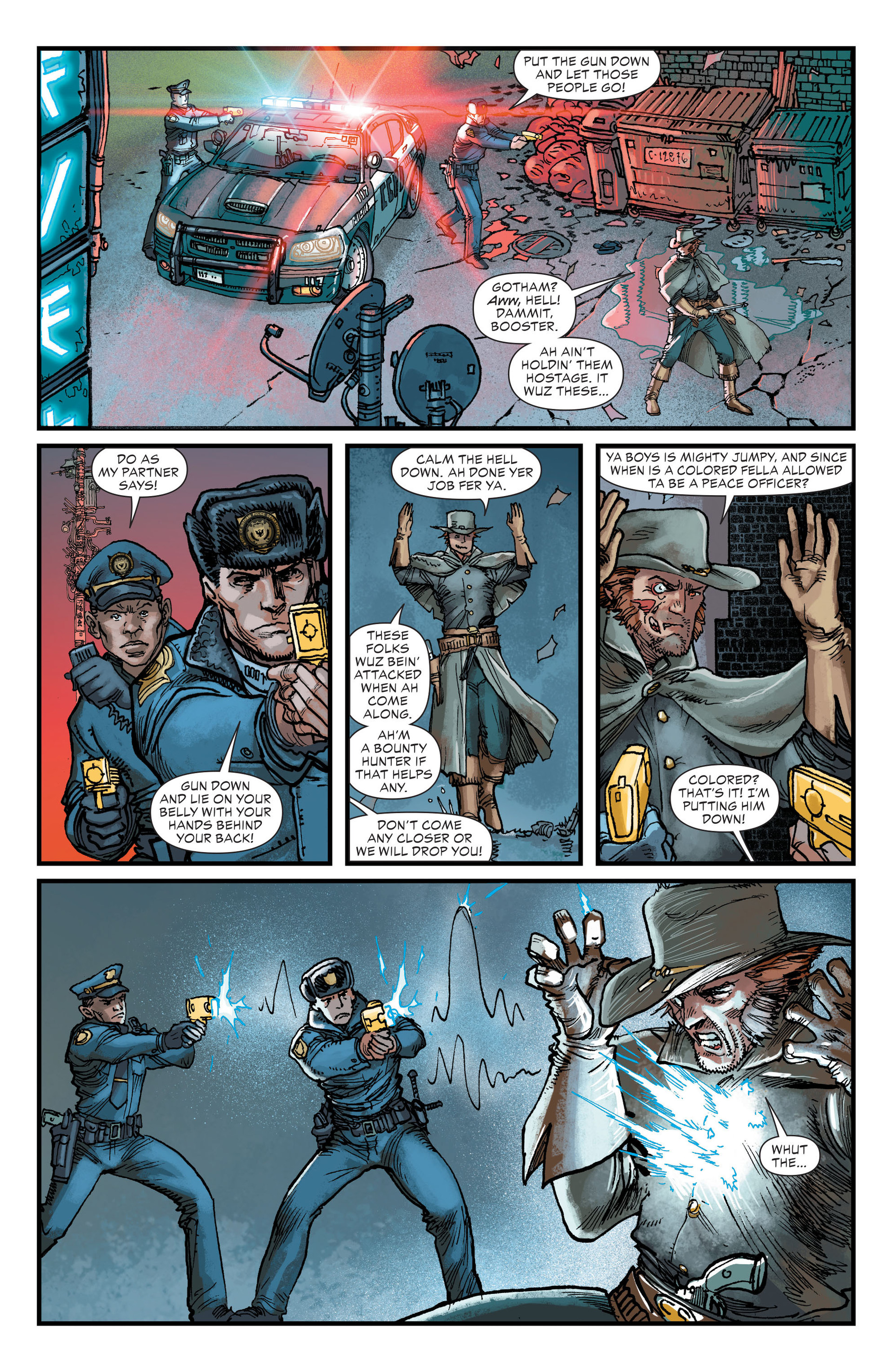Read online All-Star Western (2011) comic -  Issue #21 - 13