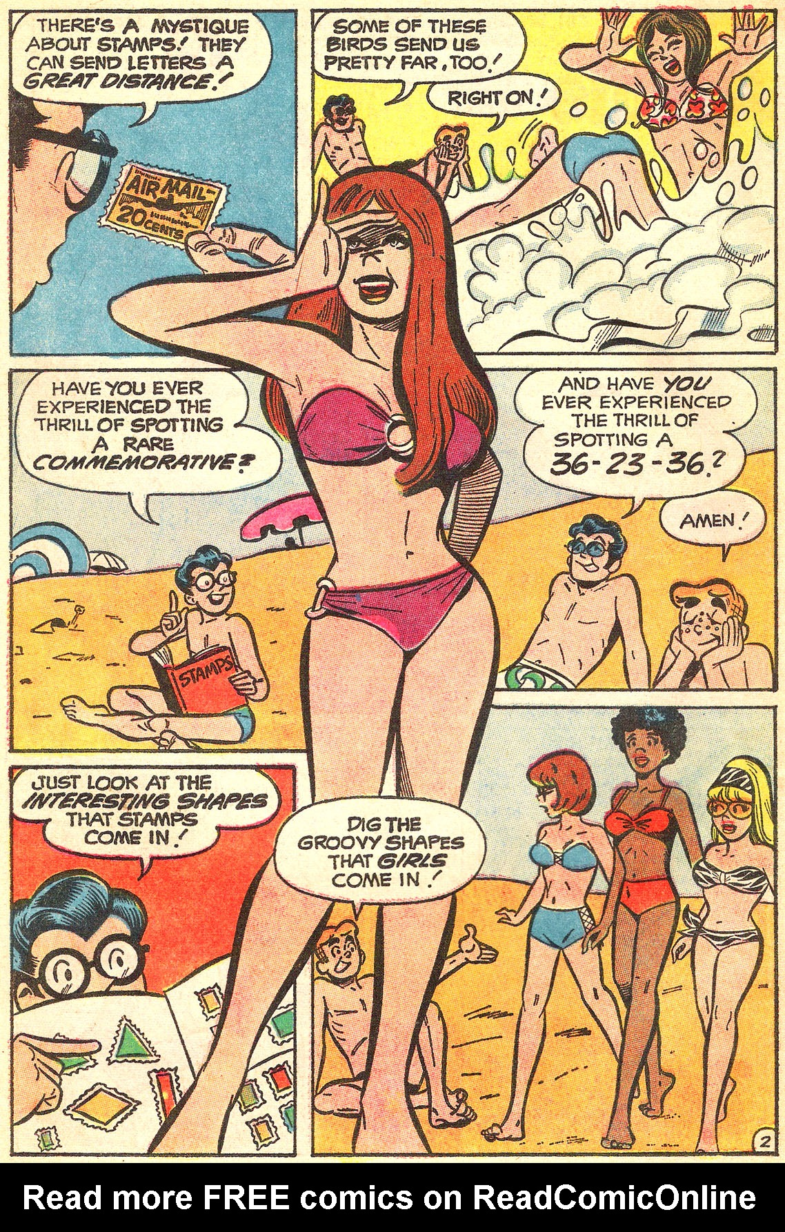 Read online Archie (1960) comic -  Issue #213 - 22