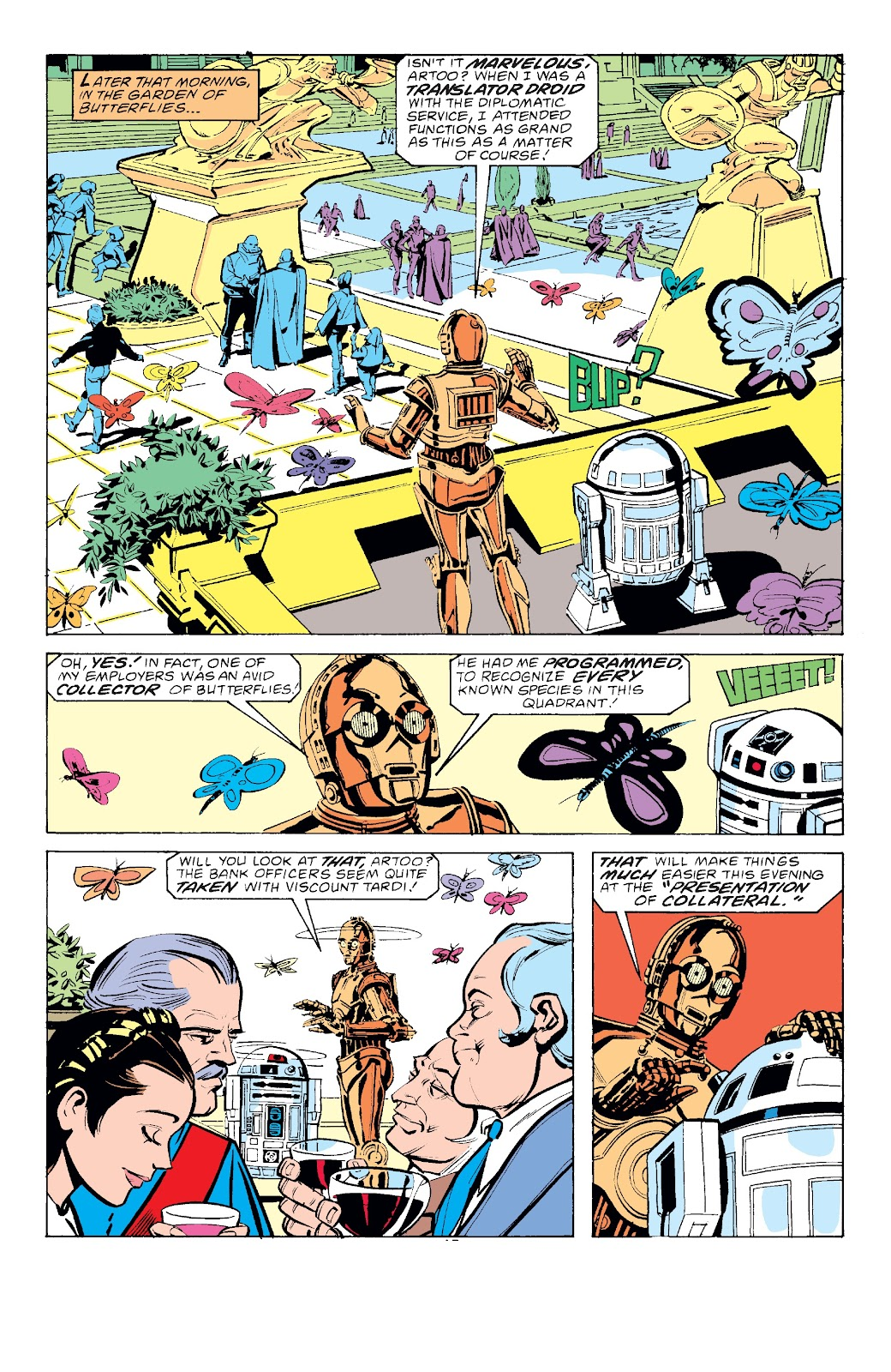 Read online Star Wars Legends: The Original Marvel Years - Epic Collection comic -  Issue # TPB 3 (Part 2) - 93