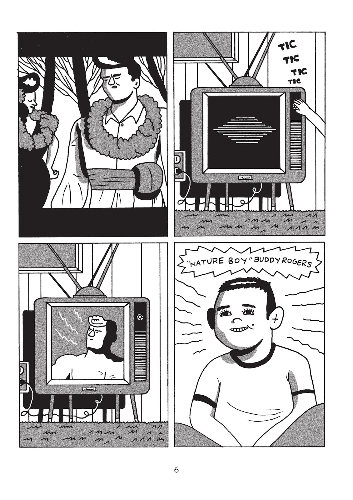 Read online Is This Guy For Real?: The Unbelievable Andy Kaufman comic -  Issue # TPB (Part 1) - 11