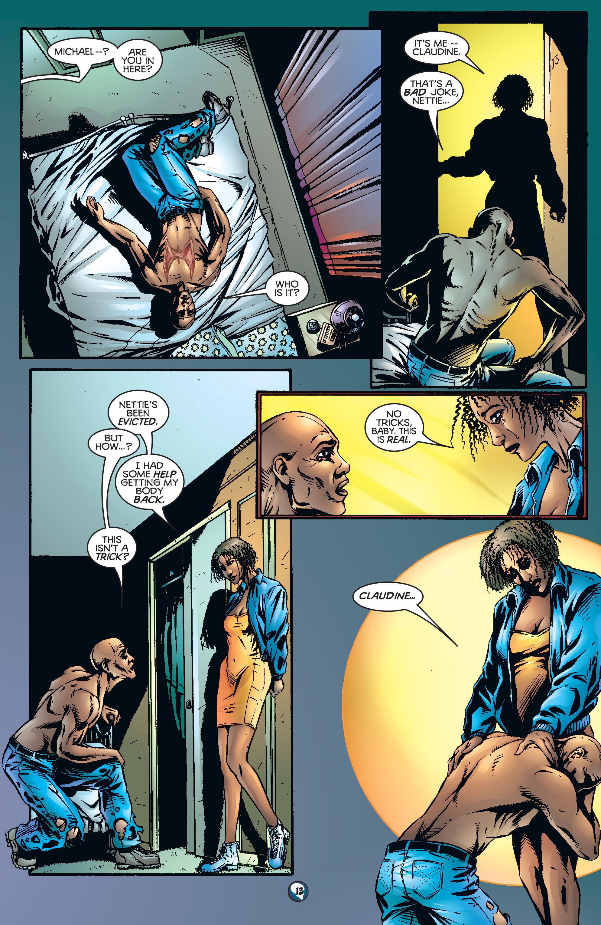 Read online Shadowman (1997) comic -  Issue #17 - 11