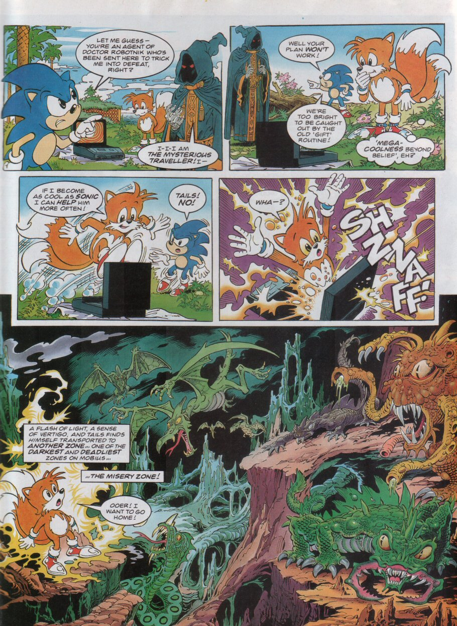 Read online Sonic the Comic comic -  Issue #32 - 4