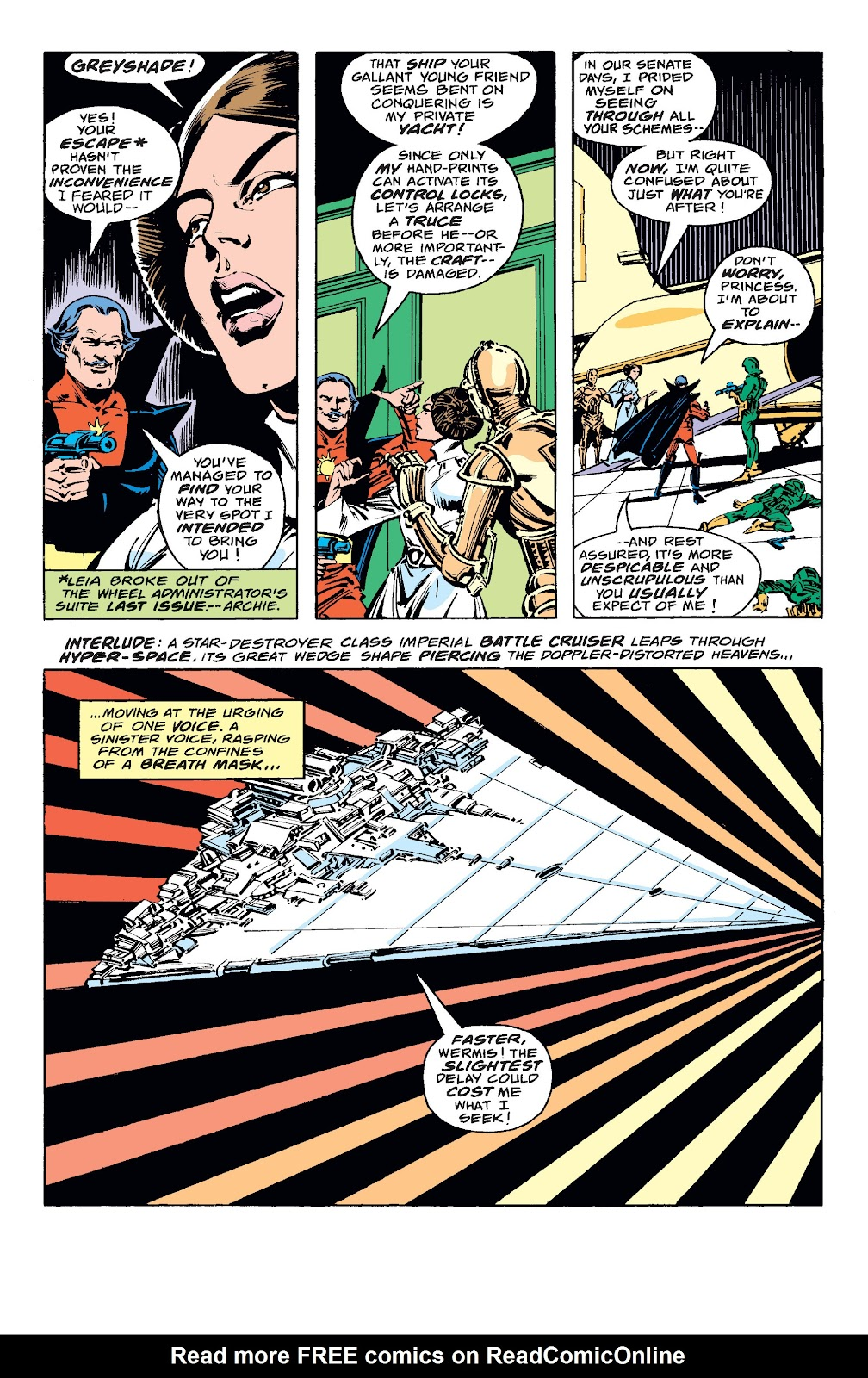 Read online Star Wars Legends: The Original Marvel Years - Epic Collection comic -  Issue # TPB 1 (Part 4) - 96