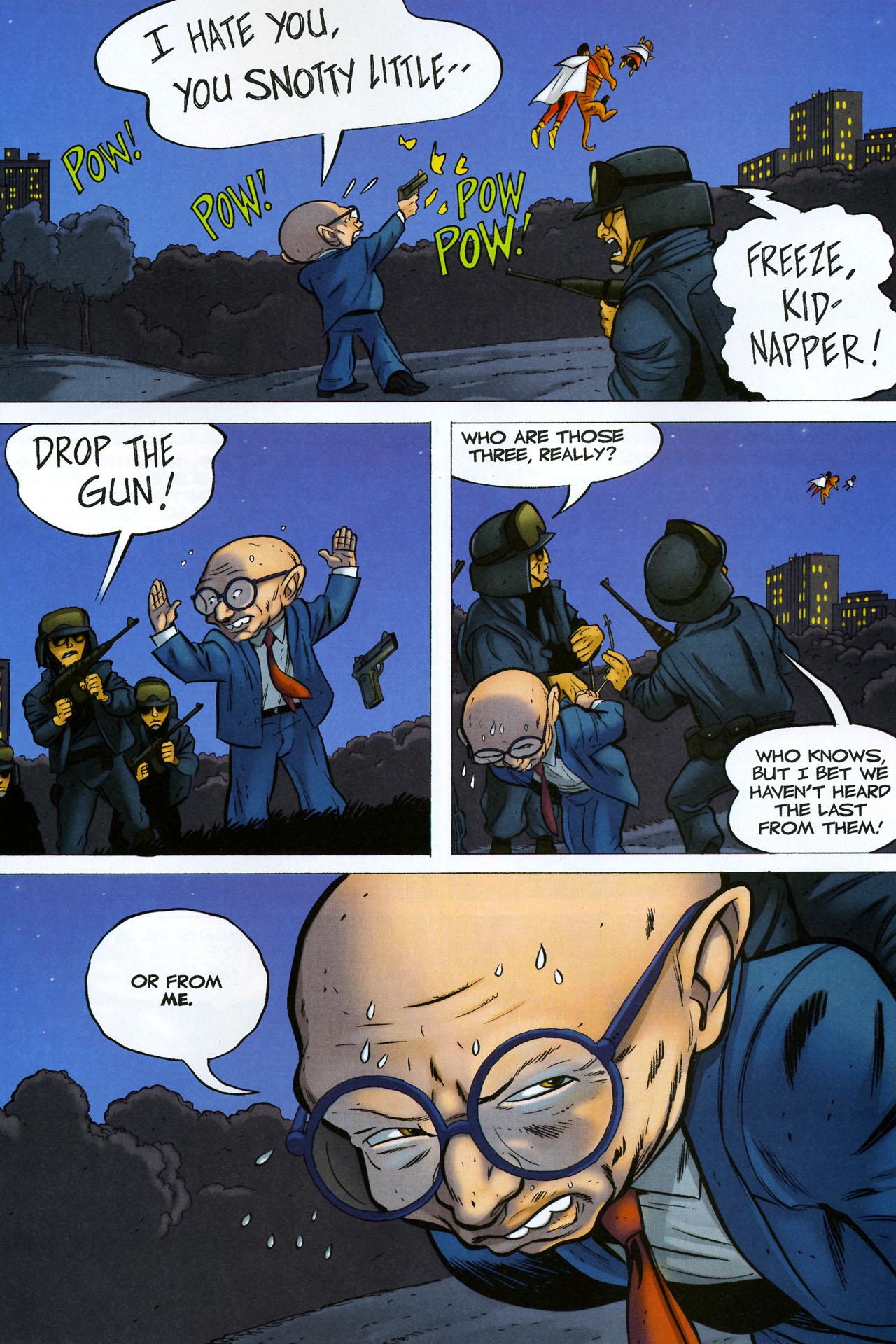 Read online Shazam!: The Monster Society of Evil comic -  Issue #4 - 44