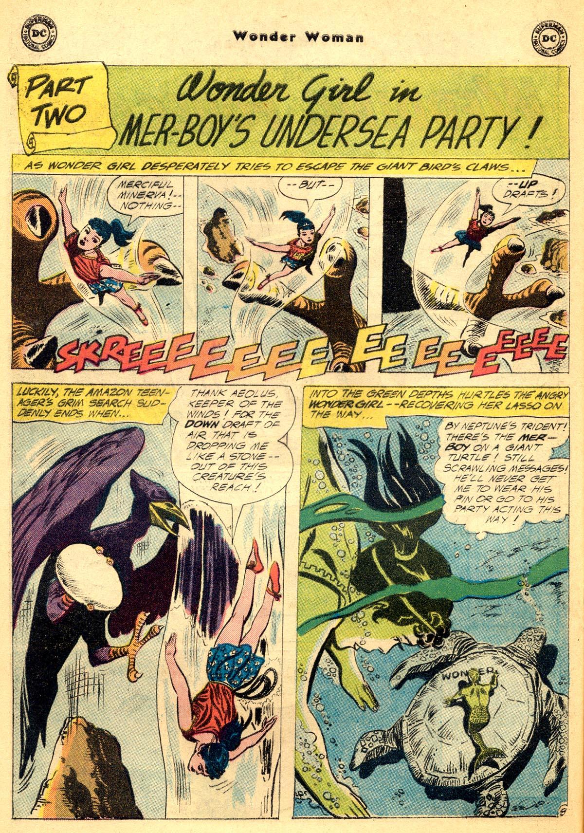 Read online Wonder Woman (1942) comic -  Issue #115 - 28