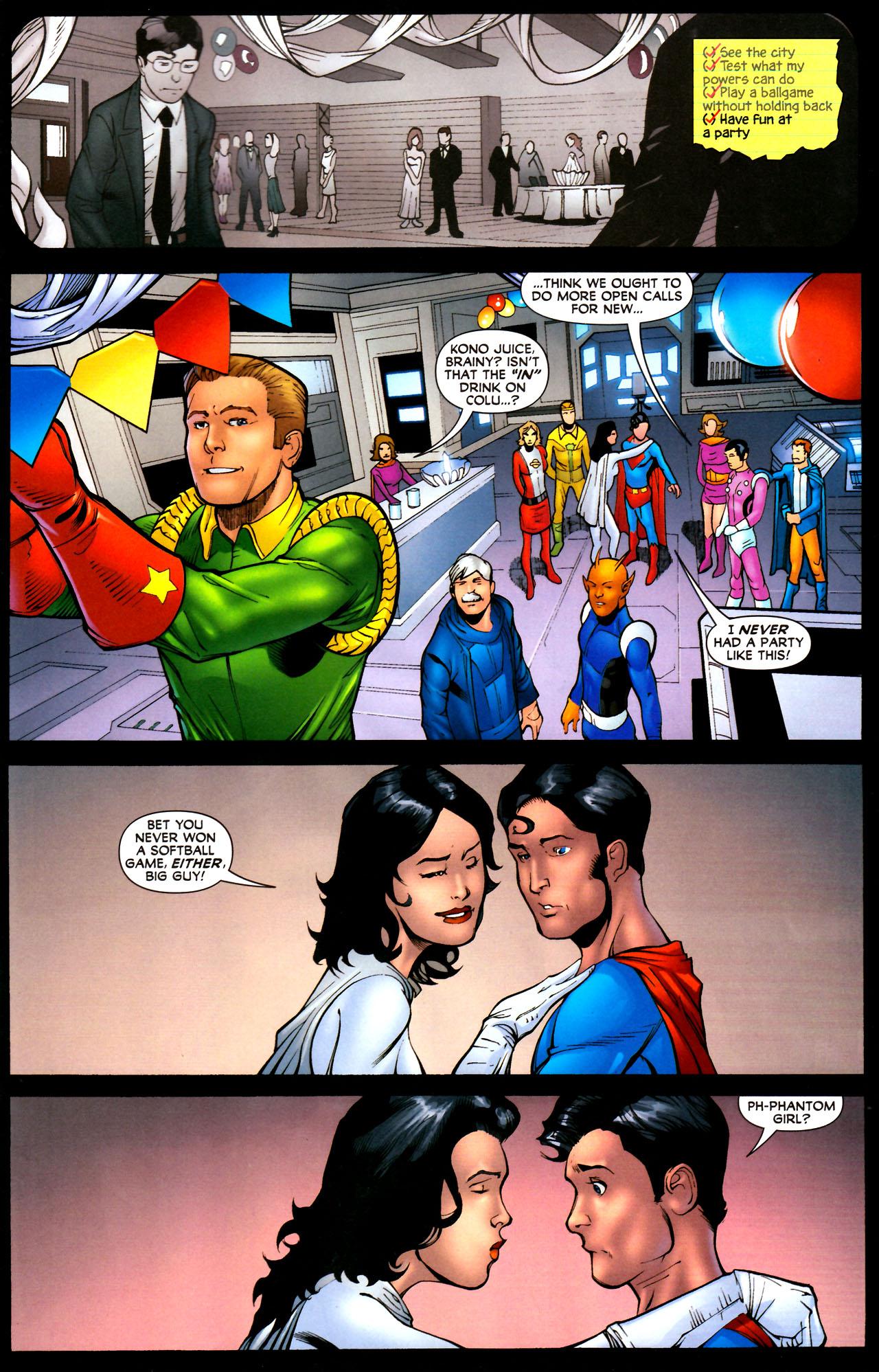 Read online Adventure Comics (2009) comic -  Issue #12 - 26