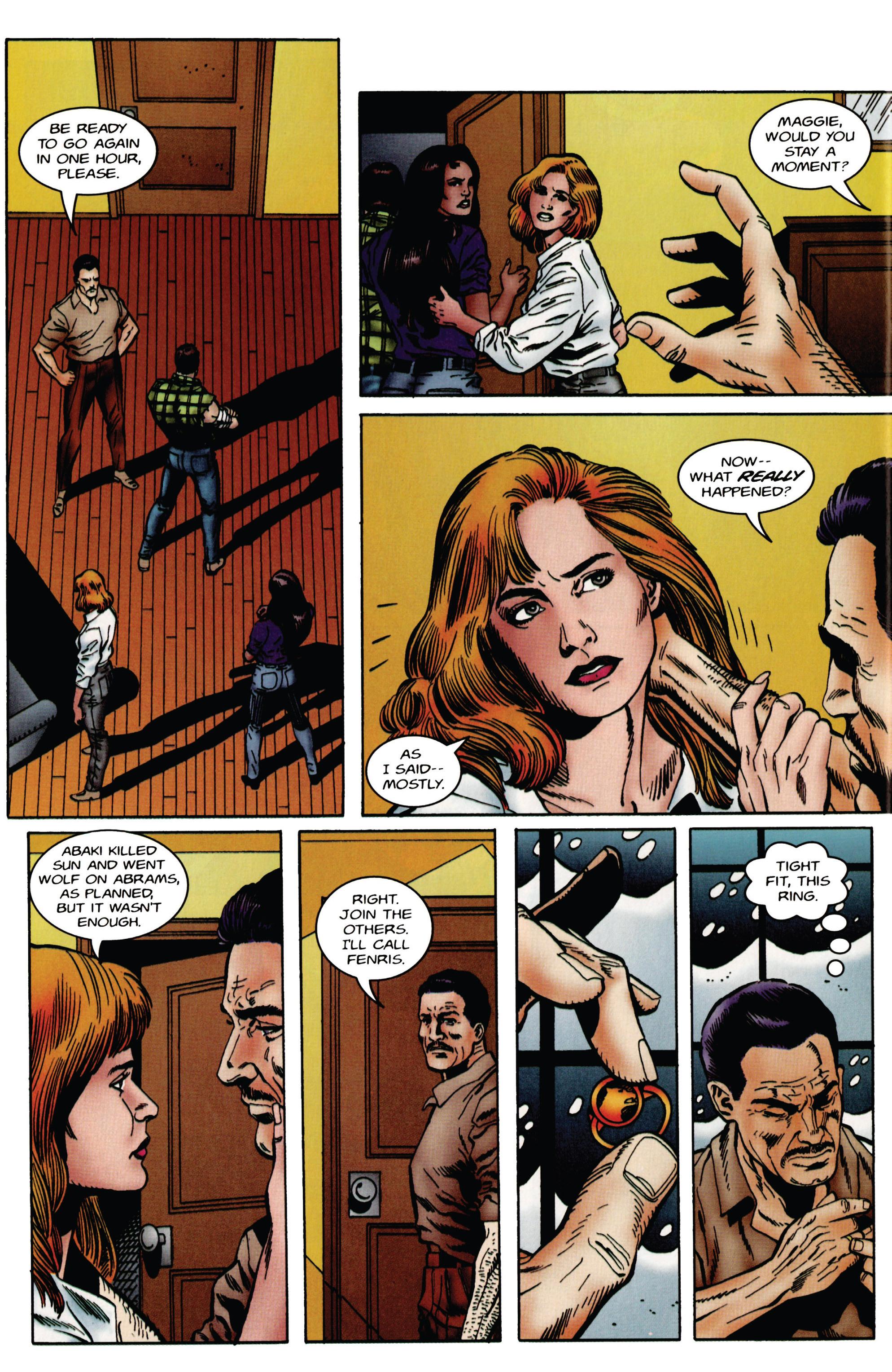 Read online Eternal Warrior (1992) comic -  Issue #49 - 20