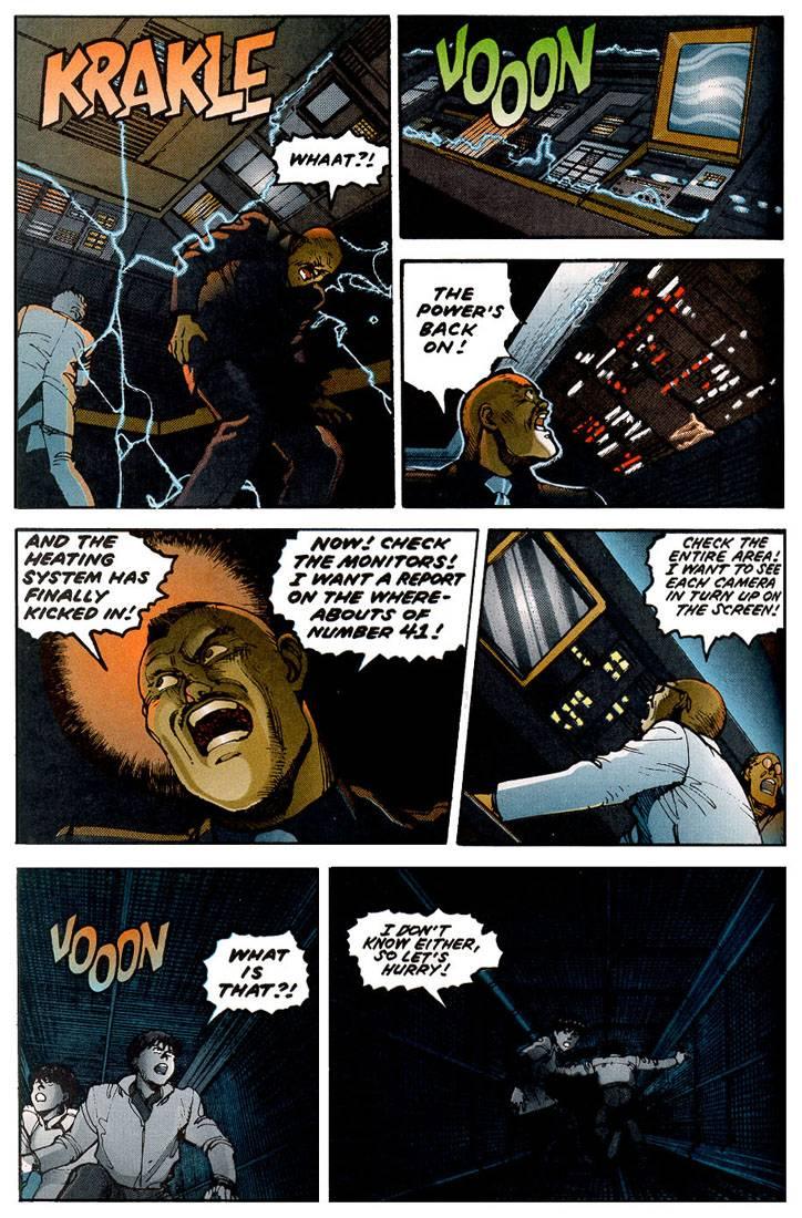 Read online Akira comic -  Issue #11 - 35