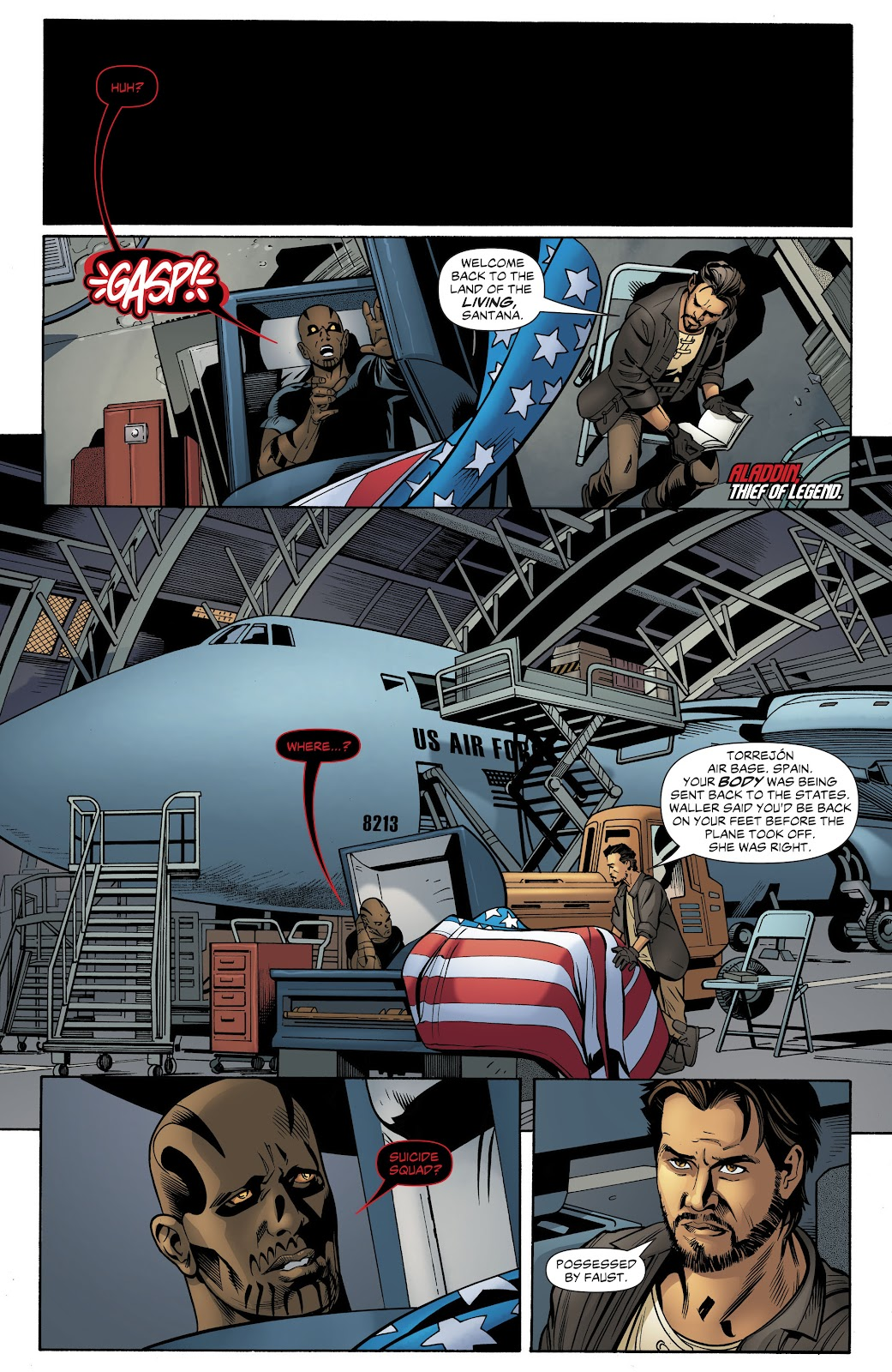 Read online Suicide Squad Black Files comic -  Issue #4 - 39