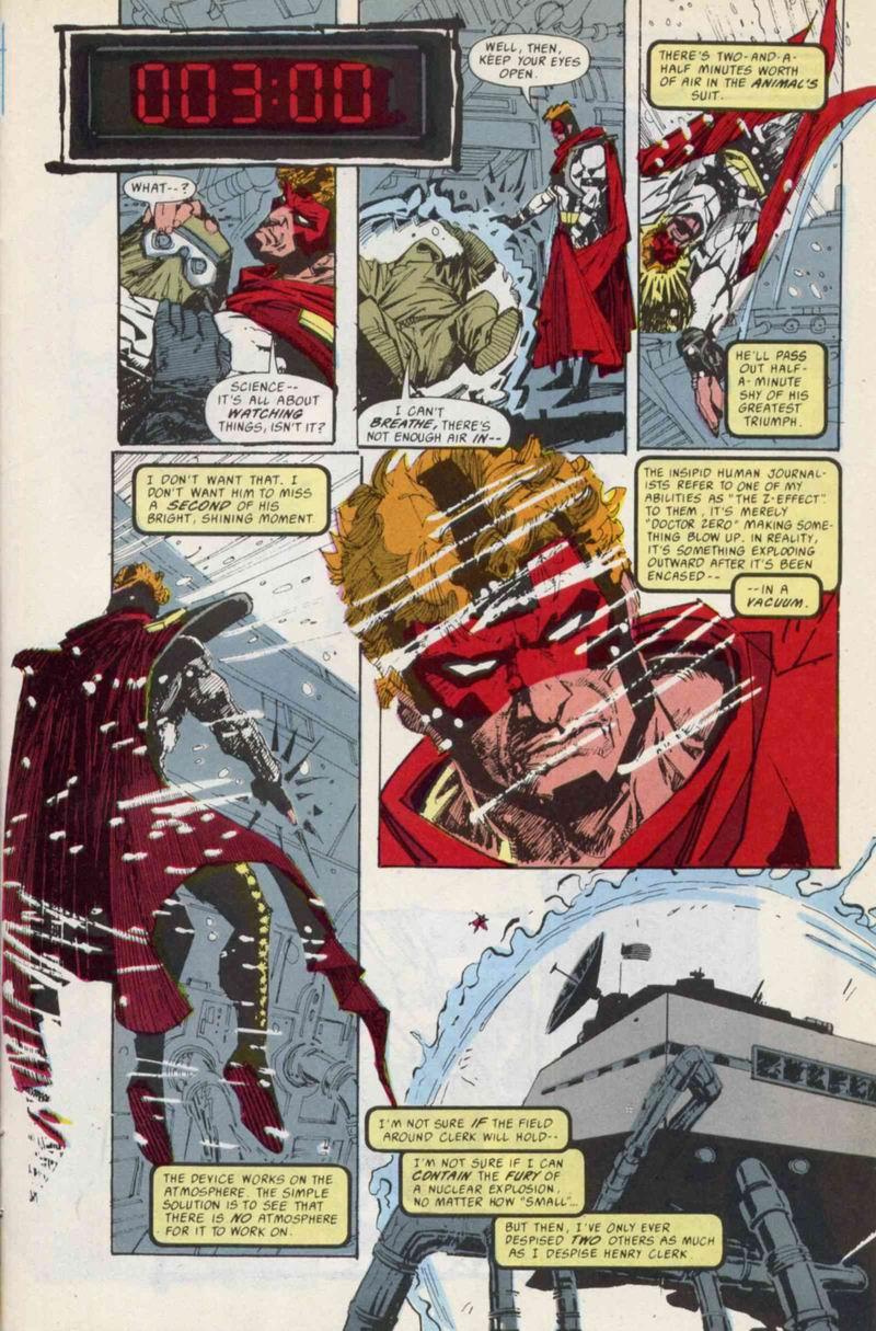 Read online Doctor Zero comic -  Issue #3 - 25
