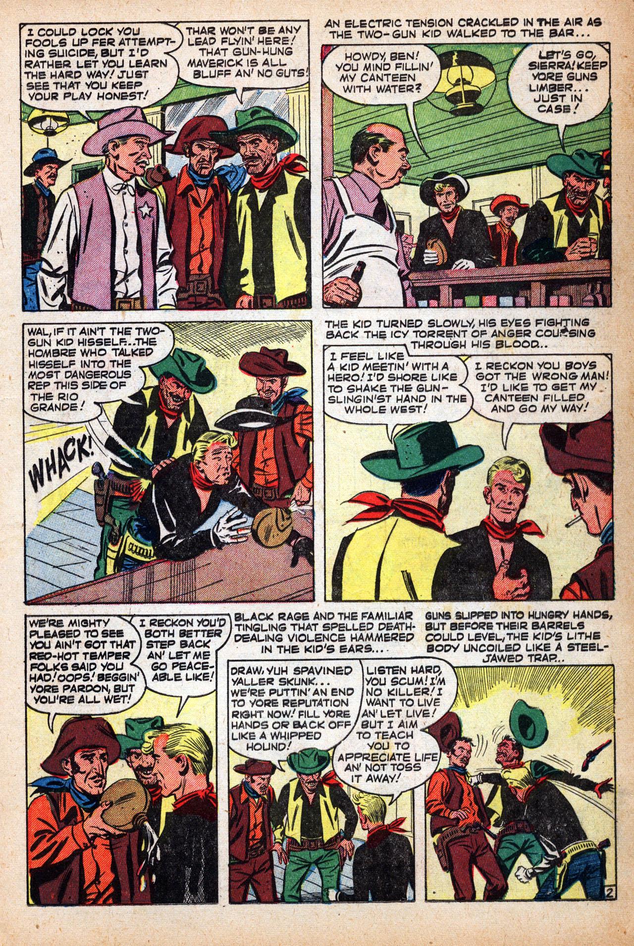 Read online Two-Gun Kid comic -  Issue #14 - 11