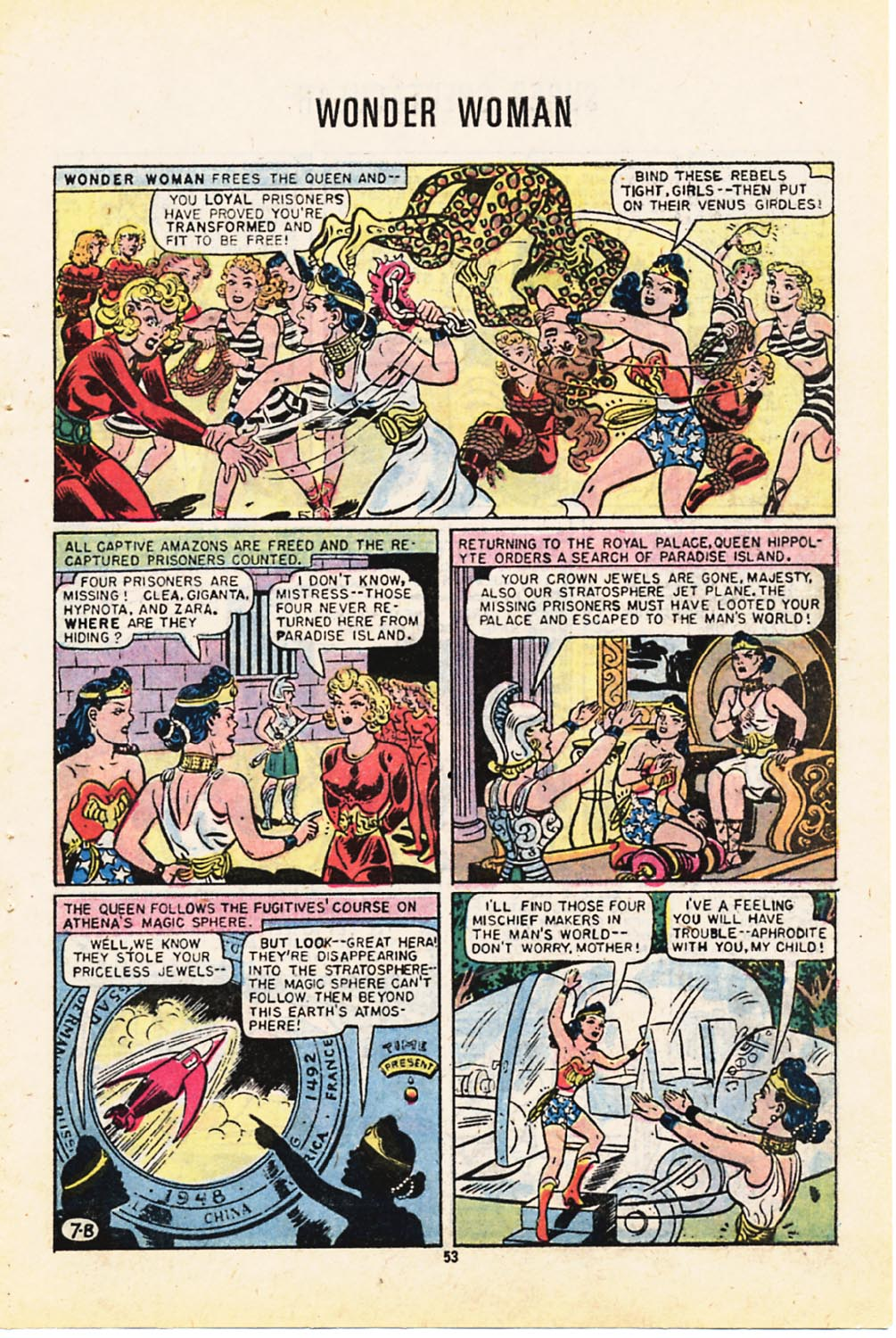Read online Adventure Comics (1938) comic -  Issue #416 - 53
