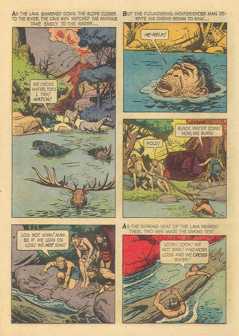 Read online Turok, Son of Stone comic -  Issue #35 - 18