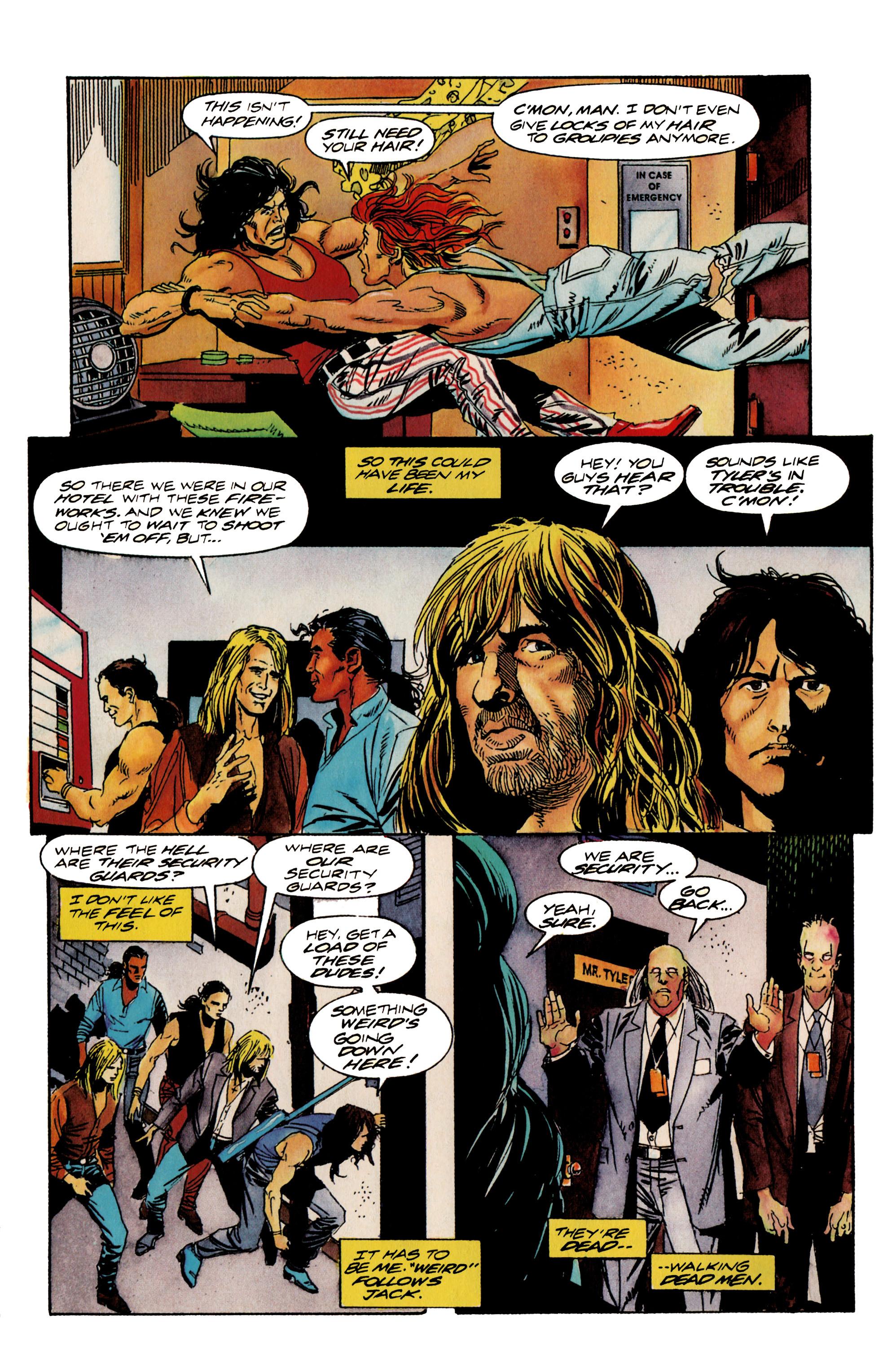 Read online Shadowman (1992) comic -  Issue #19 - 6